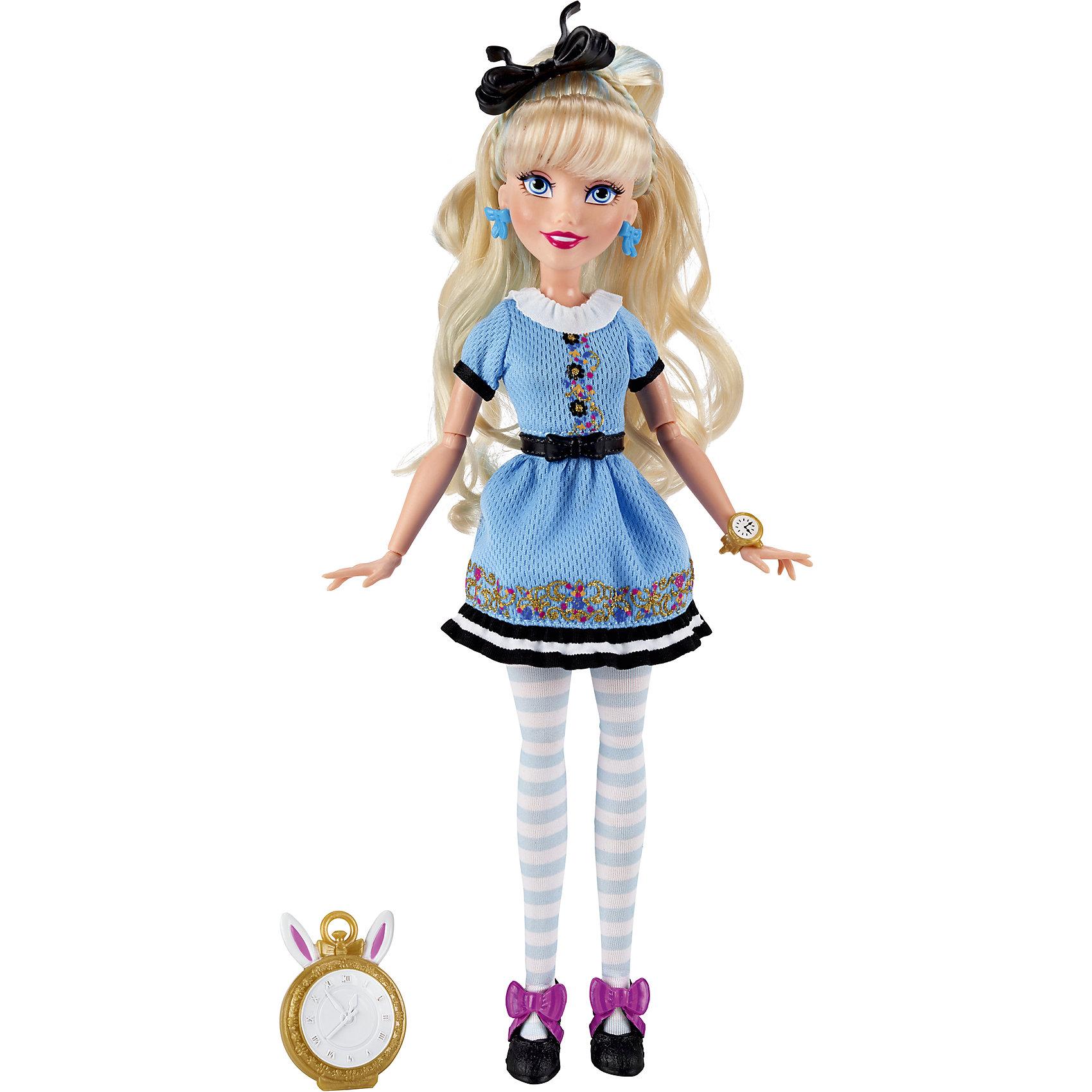 Светлые герои в оригинальных костюмах, DisneyДевочки обожают играть в куклы. Это не только весело, но и помогает развить ключевые социальные навыки! Кукла в виде персонажа из популярного диснеевского мультфильма Наследники приведет в восторг любую девочку! Она одета в соответствующий мультику наряд. Её конечности подвижны, она дополнена оригинальными аксессуарами. Волосы можно расчесывать.<br>Эта кукла обязательно порадует ребенка! Он станет отличным подарком и поможет девочке развивать свою фантазию и мелкую моторику. Игрушка сделана из качественных и безопасных для ребенка материалов.<br><br>Дополнительная информация:<br><br>цвет: разноцветный;<br>высота: 29 см;<br>вес: 273 г;<br>комплектация: кукла, одежда, аксессуары;<br>материал: пластик, текстиль.<br><br>Куклу Светлые герои в оригинальных костюмах, Disney можно купить в нашем магазине.<br><br>Ширина мм: 63<br>Глубина мм: 207<br>Высота мм: 332<br>Вес г: 273<br>Возраст от месяцев: 72<br>Возраст до месяцев: 144<br>Пол: Женский<br>Возраст: Детский<br>SKU: 4920663