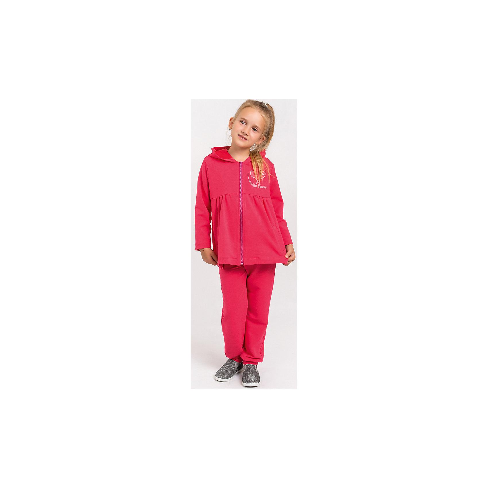 Спортивный костюм для девочки GoldyСпортивная одежда<br>Спортивный костюм для девочки от белорусской марки Goldy. Костюм состоит из толстовки с капюшоном и брюк с манжетами.<br>Состав:<br>футер компакт пенье (70% хлопок, 26% ПЭ, 4% лайкра)<br><br>Ширина мм: 247<br>Глубина мм: 16<br>Высота мм: 140<br>Вес г: 225<br>Цвет: розовый<br>Возраст от месяцев: 24<br>Возраст до месяцев: 36<br>Пол: Женский<br>Возраст: Детский<br>Размер: 98,104,110,116,122,92<br>SKU: 4921222