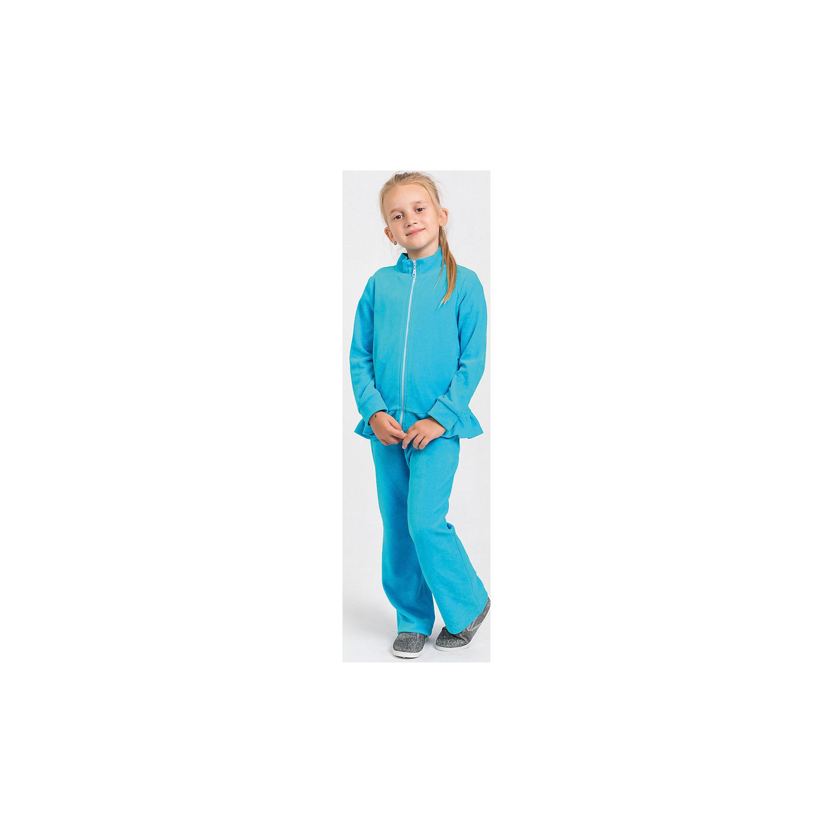 Спортивный костюм для девочки GoldyКомплекты<br>Спортивный костюм для девочки от белорусской марки Goldy. Костюм состоит из толстовки на молнии с капюшоном и брюк прямого кроя. Велюр.<br>Состав:<br>велюр (80% хлопок, 20% пэ)<br><br>Ширина мм: 247<br>Глубина мм: 16<br>Высота мм: 140<br>Вес г: 225<br>Цвет: голубой<br>Возраст от месяцев: 24<br>Возраст до месяцев: 36<br>Пол: Женский<br>Возраст: Детский<br>Размер: 98,104,110,116,122,92<br>SKU: 4921236