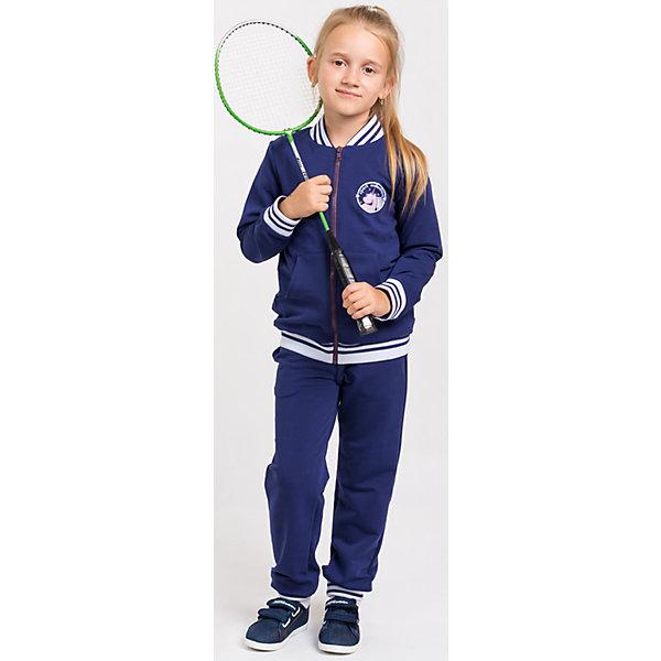Спортивный костюм для девочки GoldyКомплекты<br>Спортивный костюм для девочки от белорусской марки Goldy. Костюм состоит из толстовки и брюк с манжетами.<br>Состав:<br>Футер компакт пенье (70 хлоплк, 26 ПЭ, 4 лайкра), 230гр/м2<br>Ширина мм: 247; Глубина мм: 16; Высота мм: 140; Вес г: 225; Цвет: синий; Возраст от месяцев: 24; Возраст до месяцев: 36; Пол: Женский; Возраст: Детский; Размер: 98,104,128,122,116,110; SKU: 4921243;