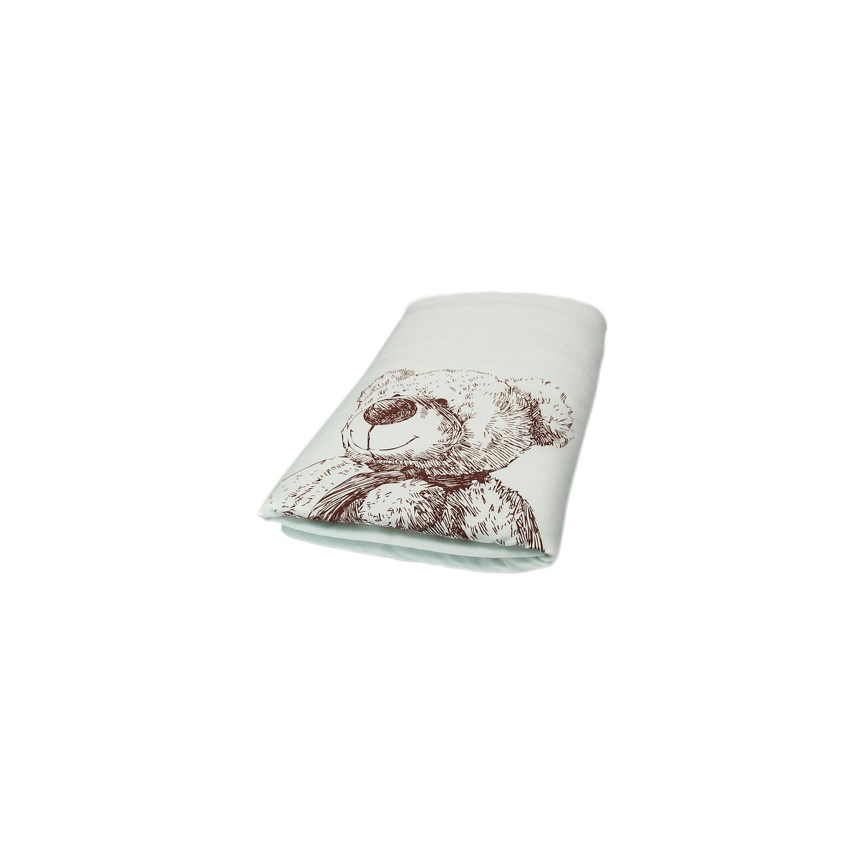 Плед Медвежата, Сонный гномик, молочныйОдеяла, пледы<br>Плед Медвежата, Сонный гномик, молочный изготовлен из трикотажного полотна, в качестве утеплителя – синтепон. Плед хорошо сохраняет цвет и форму даже после длительного использования. Изделие оформлено изображением милого медвежонка. Утепленный плед молочного цвета будет идеальным решением для выписки в летний, осенний или весенний период. Размеры изделия 85*85 см позволяют его использовать в качестве легкого одеяла для сна, когда ребенок подрастет. <br><br>Дополнительная информация:<br><br>- Предназначение: для прогулки, на выписку, для сна<br>- Сезон: лето, весна, осень<br>- Материал: трикотажное полотно, синтепон<br>- Пол: для девочки/для мальчика<br>- Цвет: молочный, бежевый<br>- Размеры (Д*Ш*Д): 37*5*27 см<br>- Вес: 460 г<br>- Особенности ухода: разрешается стирка при температуре не более 30 градусов, запрещается использовать химические отбеливатели<br><br>Подробнее:<br><br>• Для детей в возрасте от 0 месяцев и до 4 лет<br>• Страна производитель: Россия<br>• Торговый бренд: Сонный гномик<br><br>Плед Медвежата, Сонный гномик, молочный можно купить в нашем интернет-магазине.<br><br>Ширина мм: 370<br>Глубина мм: 50<br>Высота мм: 270<br>Вес г: 460<br>Возраст от месяцев: 0<br>Возраст до месяцев: 48<br>Пол: Унисекс<br>Возраст: Детский<br>SKU: 4922745