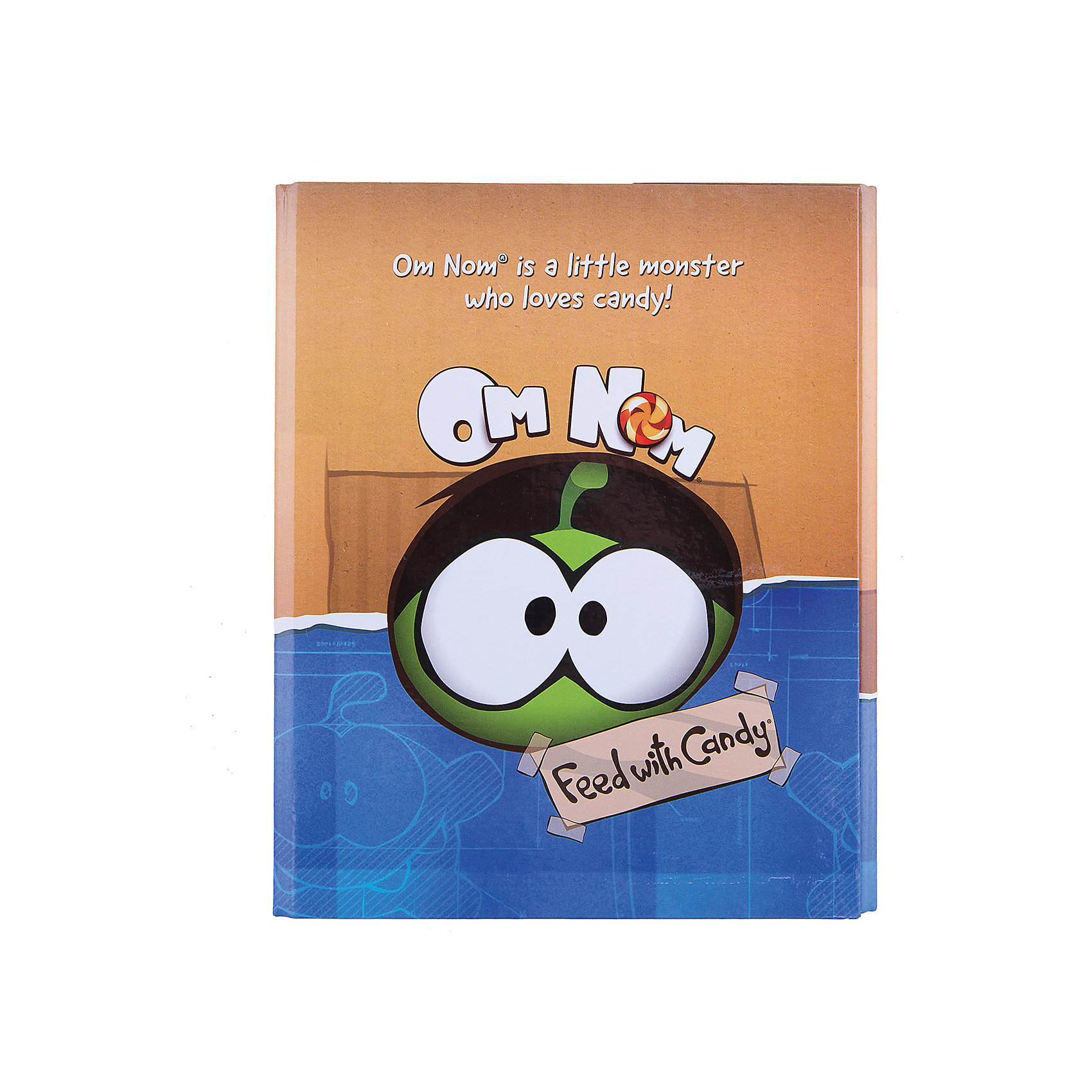 Limpopo Папка картонная Cut the Rope ледянка 92см cut the rope 1toy