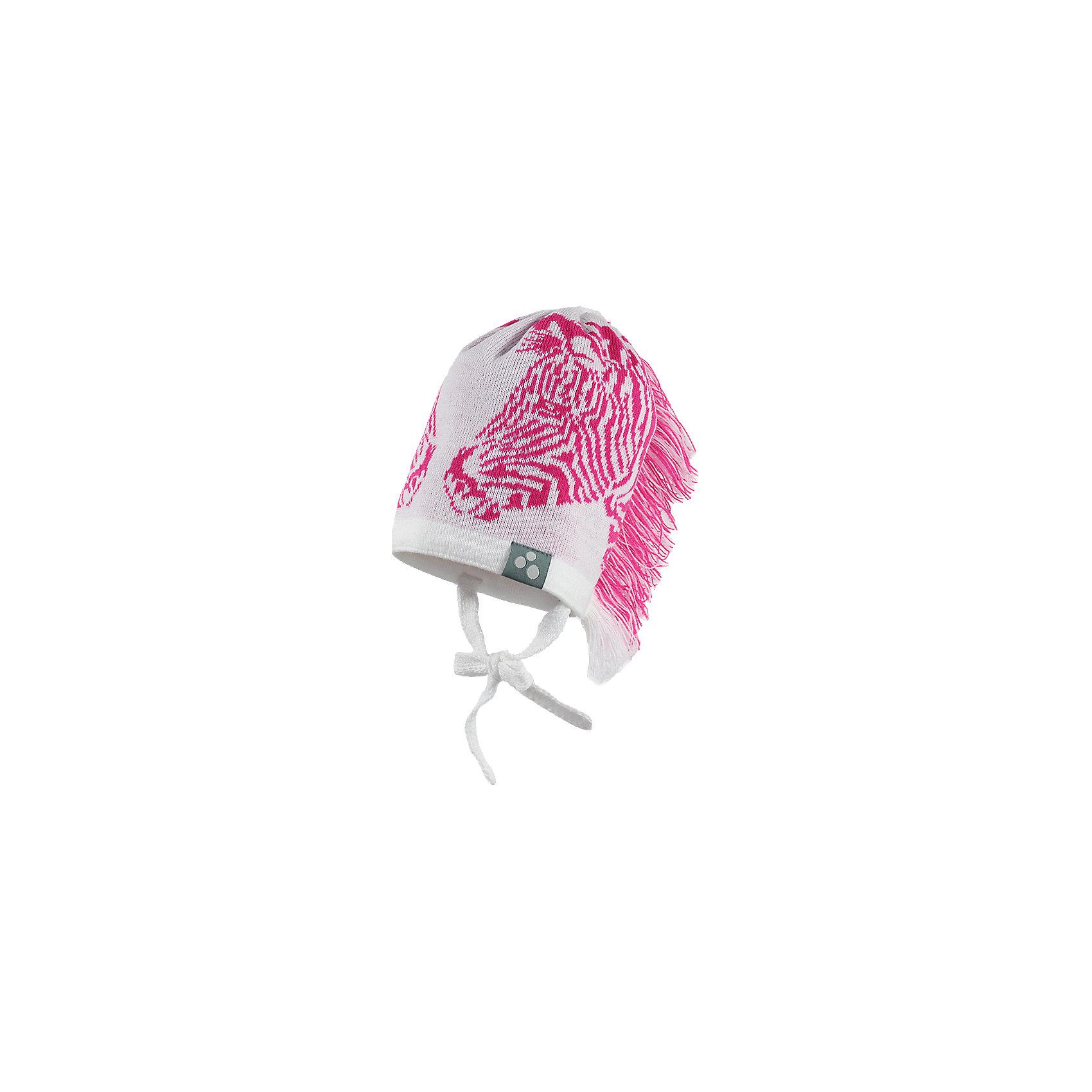 Шапка  HuppaГоловные уборы<br>Необычная зимняя шапка Zebra от Huppa(хуппа) непременно удивит и понравится ребенку и окружающим. Шапка изготовлена из шерсти и акрила, с подкладкой из хлопка, имеет 2 завязки. Оригинальный дизайн с зеброй и хвостиком идеально подойдут для ребенка.<br><br>Дополнительная информация:<br>Цвет: белый/розовый<br>Материал: 50% мериносовая шерсть, 50% акрил<br><br><br>Шапку Huppa(хуппа) вы можете купить в нашем интернет-магазине.<br><br>Ширина мм: 89<br>Глубина мм: 117<br>Высота мм: 44<br>Вес г: 155<br>Цвет: белый<br>Возраст от месяцев: 12<br>Возраст до месяцев: 24<br>Пол: Женский<br>Возраст: Детский<br>Размер: 47-49,55-57,51-53<br>SKU: 4923501