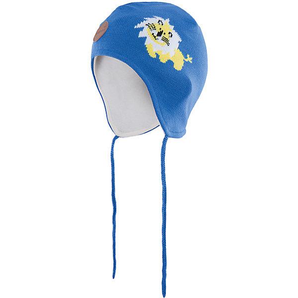 Шапка  HuppaШапочки<br>Эта шапка Lion от Huppa(хуппа) надежно закрывает голову, уши и защищает от морозов. Она изготовлена из акрила, отлично сохраняющего тепло. Подкладка из хлопка приятна тела и не вызывает раздражения на чувствительной коже ребенка. Рисунок с милым львенком добавит веселые нотки к образу ребенка.<br><br>Дополнительная информация:<br>Цвет: синий<br>Материал: 100% акрил<br>Подкладка: 100% хлопок<br><br>Шапку Huppa(хуппа) вы можете приобрести в нашем интернет-магазине.<br><br>Ширина мм: 89<br>Глубина мм: 117<br>Высота мм: 44<br>Вес г: 155<br>Цвет: синий<br>Возраст от месяцев: 9<br>Возраст до месяцев: 12<br>Пол: Мужской<br>Возраст: Детский<br>Размер: 43-45,51-53,47-49<br>SKU: 4923529