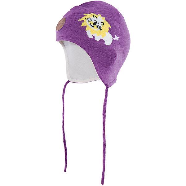 Шапка  HuppaДемисезонные<br>Эта шапка Lion от Huppa(хуппа) надежно закрывает голову, уши и защищает от морозов. Она изготовлена из акрила, отлично сохраняющего тепло. Подкладка из хлопка приятна тела и не вызывает раздражения на чувствительной коже ребенка. Рисунок с милым львенком добавит веселые нотки к образу ребенка.<br><br>Дополнительная информация:<br>Цвет: лиловый<br>Материал: 100% акрил<br>Подкладка: 100% хлопок<br><br>Шапку Huppa(хуппа) вы можете приобрести в нашем интернет-магазине.<br><br>Ширина мм: 89<br>Глубина мм: 117<br>Высота мм: 44<br>Вес г: 155<br>Цвет: лиловый<br>Возраст от месяцев: 36<br>Возраст до месяцев: 72<br>Пол: Женский<br>Возраст: Детский<br>Размер: 51-53,43-45,47-49<br>SKU: 4923541