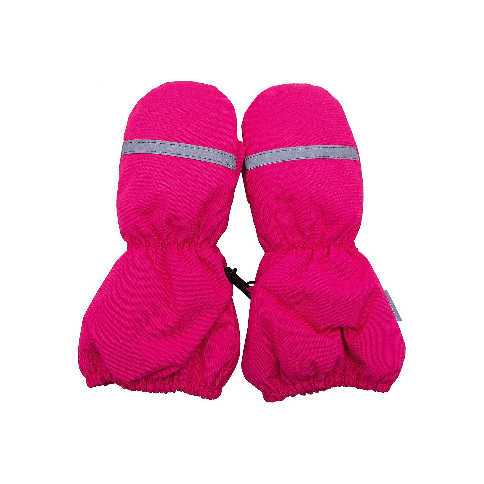 Варежки    HuppaПерчатки, варежки<br>Классические зимние варежки Ron от Huppa(Хуппа).<br><br>Утеплитель: 100% полиэстер, 90 гр.<br><br>Температурный режим: до -20 градусов. Степень утепления – средняя. <br><br>* Температурный режим указан приблизительно — необходимо, прежде всего, ориентироваться на ощущения ребенка. Температурный режим работает в случае соблюдения правила многослойности – использования флисовой поддевы и термобелья.<br><br>Изготовлены из полиэстера, приятного телу. Имеют светоотражающие полоски, резинки на запястье и основании, благодаря которым варежки будут хорошо держаться на руках. С помощью боковых зажимов, варежки можно соединить после прогулки. Прекрасный выбор для прогулок зимой.<br><br>Дополнительная информация:<br>Цвет: розовый<br>Материал: 100% полиэстер<br>Подкладка: pritex, 100% полиэстер<br><br>Вы можете купить варежки Ron Huppa в нашем интернет-магазине.<br><br>Ширина мм: 162<br>Глубина мм: 171<br>Высота мм: 55<br>Вес г: 119<br>Цвет: розовый<br>Возраст от месяцев: 0<br>Возраст до месяцев: 12<br>Пол: Женский<br>Возраст: Детский<br>Размер: 0,5,3,1,2,4<br>SKU: 4923684
