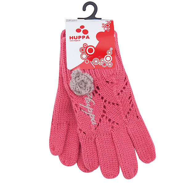 Перчатки для девочки HuppaПерчатки, варежки<br>Вязаные перчатки Leila Huppa(Хуппа) изготовлены из качественного акрила, отлично сохраняющего тепло. Перчатки имеют широкую резинку на запястье и хорошо держатся на руках. Украшены кружевными элементами, красивым цветком и вышивкой. Такие очаровательные перчатки по достоинству оценит юная леди.<br><br>Дополнительная информация:<br>Цвет: коралловый<br>Материал: 100% акрил<br><br>Перчатки Leila Huppa вы можете приобрести в нашем интернет-магазине.<br><br>Ширина мм: 162<br>Глубина мм: 171<br>Высота мм: 55<br>Вес г: 119<br>Цвет: розовый<br>Возраст от месяцев: 24<br>Возраст до месяцев: 36<br>Пол: Женский<br>Возраст: Детский<br>Размер: 3,4,2<br>SKU: 4923739