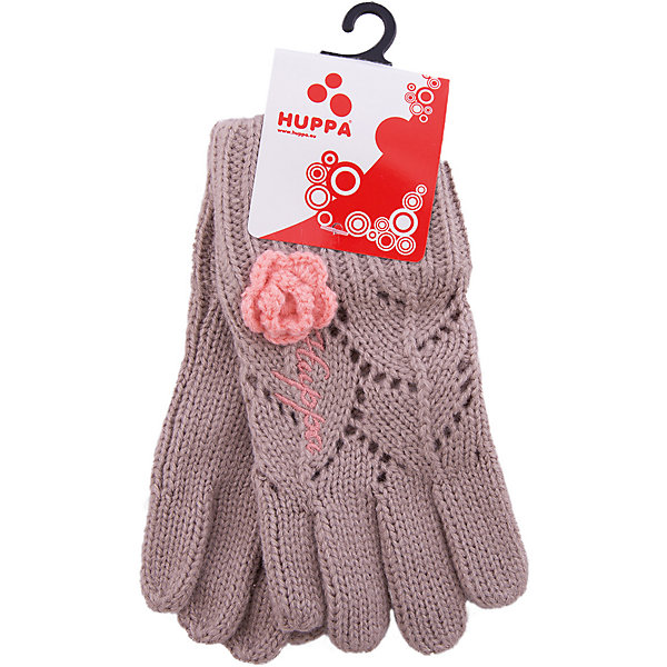 Перчатки Leila для девочки HuppaПерчатки, варежки<br>Характеристики товара:<br><br>• цвет: бежевый<br>• состав: 100% акрил<br>• температурный режим: от +5°С до +15°С<br>• вязаный узор<br>• цветок контрастного цвета<br>• вязаная резинка<br>• декорированы вышивкой с логотипом<br>• комфортная посадка<br>• приятный на ощупь материал<br>• страна бренда: Эстония<br><br>Такие перчатки обеспечат детям тепло и комфорт. Они связаны из приятной на ощупь пряжи, изделие не колется и не натирает. Подкладка выполнена из дышащего и гипоаллергенного хлопка. Перчатки симпатично смотрятся, а дизайн и отделка добавляют им оригинальности. Модель была разработана специально для детей.<br><br>Одежда и обувь от популярного эстонского бренда Huppa - отличный вариант одеть ребенка можно и комфортно. Вещи, выпускаемые компанией, качественные, продуманные и очень удобные. Для производства изделий используются только безопасные для детей материалы. Продукция от Huppa порадует и детей, и их родителей!<br><br>Перчатки для девочки от бренда Huppa (Хуппа) можно купить в нашем интернет-магазине.<br><br>Ширина мм: 162<br>Глубина мм: 171<br>Высота мм: 55<br>Вес г: 119<br>Цвет: бежевый<br>Возраст от месяцев: 12<br>Возраст до месяцев: 24<br>Пол: Женский<br>Возраст: Детский<br>Размер: 2,4,3<br>SKU: 4923743