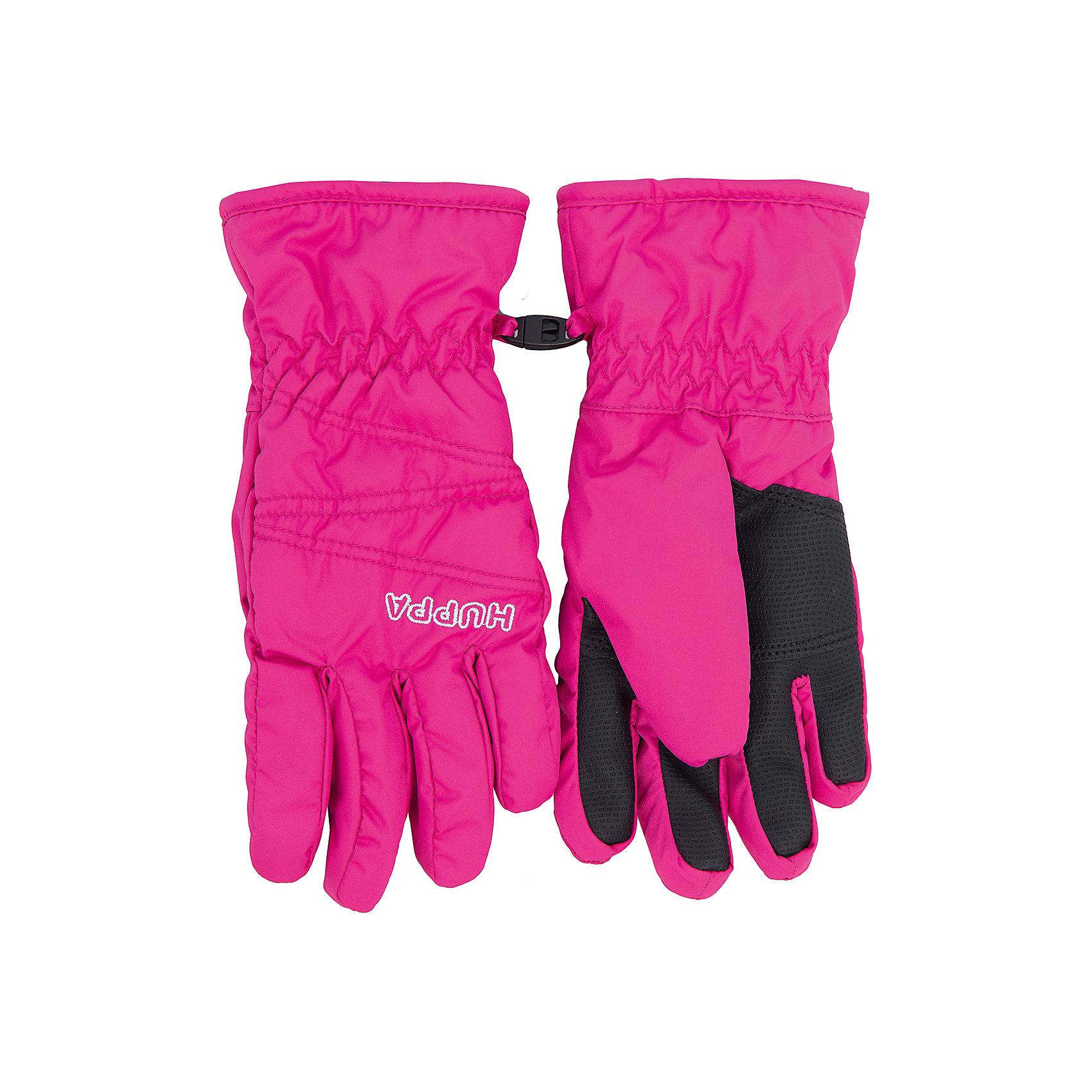 Перчатки Huppa KeranПерчатки, варежки<br>Характеристики товара:<br><br>• модель: Keran;<br>• цвет: розовый;<br>• состав: 100% полиэстер; <br>• подкладка: 100% полиэстер, флис;<br>• утеплитель: 90 г/м2;<br>• сезон: зима;<br>• температурный режим: от 0°С до -20°С;<br>• водонепроницаемость: 5000 мм;<br>• воздухопроницаемость: 5000 мм;<br>• водо- и ветронепроницаемый, дышащий материал;<br>• усиленная вставка на ладони;<br>• светоотражающие детали;<br>• страна бренда: Финляндия;<br>• страна изготовитель: Эстония.<br><br>Теплые зимние перчатки на флисовой подкладке. Материал водонепроницаем, что позволит сохранить ручки сухими. Перчатки с усилением на ладони.<br><br>Перчатки Huppa Keran (Хуппа) можно купить в нашем интернет-магазине.<br><br>Ширина мм: 162<br>Глубина мм: 171<br>Высота мм: 55<br>Вес г: 119<br>Цвет: розовый<br>Возраст от месяцев: 24<br>Возраст до месяцев: 36<br>Пол: Женский<br>Возраст: Детский<br>Размер: 3,8,7,6,5,4<br>SKU: 4923754