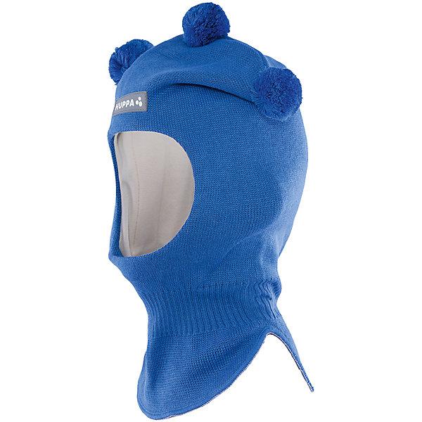 Шапка-шлем Huppa CocoГоловные уборы<br>Характеристики товара:<br><br>• модель: Coco;<br>• цвет: голубой;<br>• состав: 50% шерсть мериноса, 50% акрил; <br>• подкладка: 100% хлопок:<br>• температурный режим: от 0°С до -20°С;<br>• особенности: вязаная, с помпонами;<br>• удобная эластичная резинка;<br>• декорирована тремя маленькими помпонами;<br>• страна бренда: Эстония;<br>• страна изготовитель: Эстония.<br><br>Шапка-шлем Coco Huppa(Хуппа) отлично подойдет для холодной зимы. Она идеально защитит голову, шею и уши ребенка от холода и ветра. В области шеи есть удобная широкая резинка для максимальной защиты от мороза. Шапка украшена тремя помпонами.<br><br>Шапку-шлем Coco от бренда Huppa (Хуппа) можно купить в нашем интернет-магазине.<br><br>Ширина мм: 89<br>Глубина мм: 117<br>Высота мм: 44<br>Вес г: 155<br>Цвет: синий<br>Возраст от месяцев: 9<br>Возраст до месяцев: 12<br>Пол: Мужской<br>Возраст: Детский<br>Размер: 43-45,51-53,47-49<br>SKU: 4923862