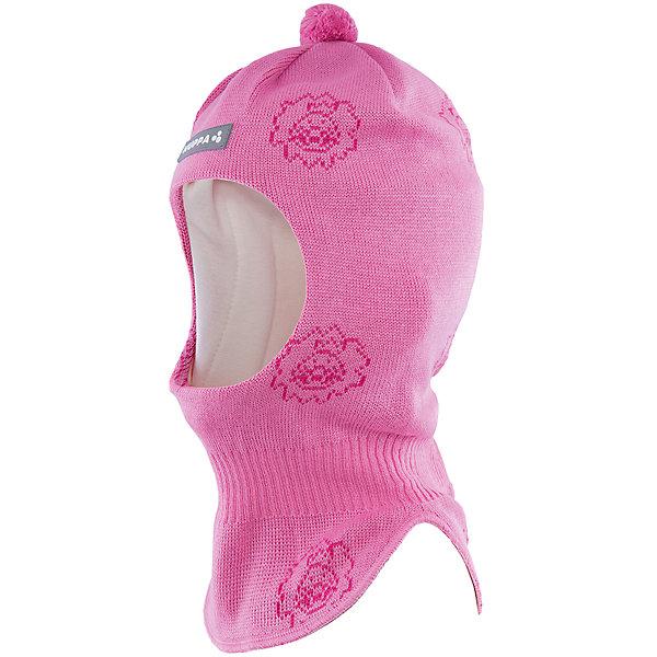 Шапка-шлем   HuppaШапочки<br>Шапка-шлем KELDA Huppa(Хуппа) изготовлена из шерсти мериноса и акрила и отлично подойдет для холодной зимы. Она защитит голову, шею и уши ребенка от холода и ветра. В области шеи есть удобная широкая резинка для максимальной защиты от мороза. Шапка украшена помпоном и рисунком. Прекрасный вариант для долгих прогулок.<br><br>Дополнительная информация:<br>Материал: 50% шерсть мериноса, 50% акрил<br>Подкладка: хлопок<br>Цвет: розовый<br><br>Шапку-шлем KELDA  Huppa(Хуппа) можно приобрести в нашем интернет-магазине.<br><br>Ширина мм: 89<br>Глубина мм: 117<br>Высота мм: 44<br>Вес г: 155<br>Цвет: розовый<br>Возраст от месяцев: 9<br>Возраст до месяцев: 12<br>Пол: Женский<br>Возраст: Детский<br>Размер: 43-45,51-53,47-49<br>SKU: 4923882