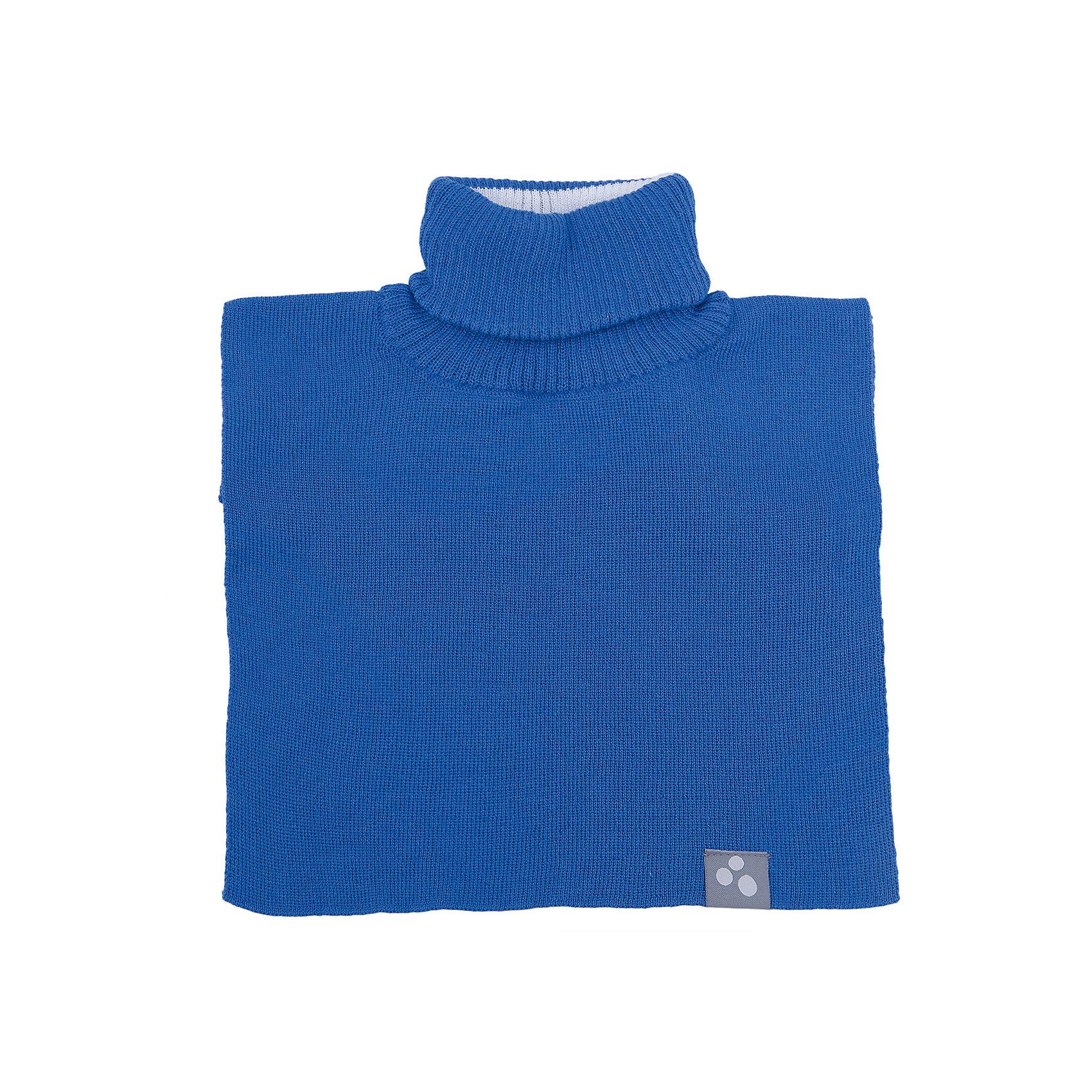 Манишка HuppaШарфы, платки<br>Манишка CORA Huppa(Хуппа) - вязаный воротник, изготовленный из шерсти мериноса и акрила с подкладкой из флиса. Он надежно защитит шею ребенка от мороза и ветра. Этот шарф ребенок с радостью наденет самостоятельно.<br><br>Дополнительная информация:<br>Материал: 50% шерсть мериноса, 50% акрил<br>Подкладка : хлопок<br>Цвет: синий<br><br>Манишку CORA Huppa(Хуппа) можно приобрести в нашем интернет-магазине.<br><br>Ширина мм: 88<br>Глубина мм: 155<br>Высота мм: 26<br>Вес г: 106<br>Цвет: синий<br>Возраст от месяцев: 12<br>Возраст до месяцев: 24<br>Пол: Унисекс<br>Возраст: Детский<br>Размер: 47-49,55-57<br>SKU: 4923909