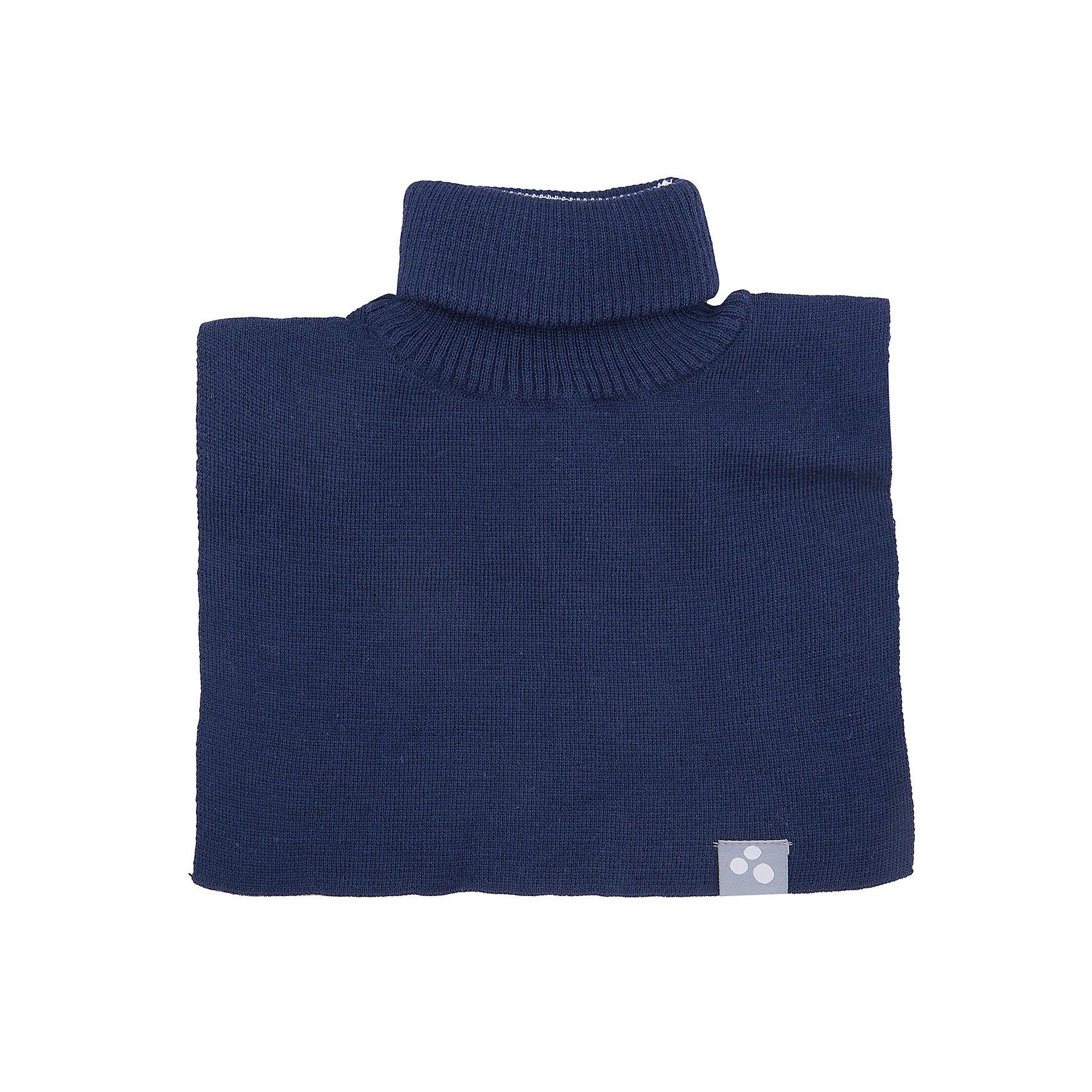 Манишка HuppaШарфы, платки<br>Манишка CORA Huppa(Хуппа) - вязаный воротник, изготовленный из шерсти мериноса и акрила с подкладкой из флиса. Он надежно защитит шею ребенка от мороза и ветра. Этот шарф ребенок с радостью наденет самостоятельно.<br><br>Дополнительная информация:<br>Материал: 50% шерсть мериноса, 50% акрил<br>Подкладка : хлопок<br>Цвет: темно-синий<br><br>Манишку CORA Huppa(Хуппа) можно приобрести в нашем интернет-магазине.<br><br>Ширина мм: 88<br>Глубина мм: 155<br>Высота мм: 26<br>Вес г: 106<br>Цвет: синий<br>Возраст от месяцев: 12<br>Возраст до месяцев: 24<br>Пол: Унисекс<br>Возраст: Детский<br>Размер: 47-49,55-57<br>SKU: 4923921