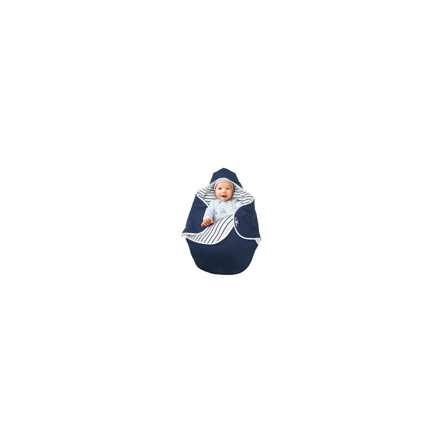 Конверт Кокон двусторон Морская коллекция, Wallaboo, синийКонверт Кокон двусторон Морская коллекция, Wallaboo, синий – красота и комфорт для самых маленьких.<br>Удобный, безопасный, мягкий двусторонний конверт-кокон идеальный выбор для современной мамы. Внешний и внутренний слой конверта изготовлен из 100% х/б трикотажа, поэтому к телу малыша будет прилегать только натуральный материал. Прослойка синтепон. Конверт не пропускает холодный воздух, но позволяет дышать нежной коже малыша. Можно использовать можно обе стороны конверта. Конверт-кокон удобен тем, что у него нет застежек, липучек, кнопок, он просто запахивается и таким образом обнимает малыша. Предусмотрен теплый карман для свободного размещения ножек ребенка и уютный капюшон для головки малыша в верхней части конверта. Крылышки конверта позволяют запеленать ручки малыша. С конвертом-коконом вы сможете собраться на прогулку в несколько раз быстрее. Конверт подходит для авто-кресла, так как имеет отверстие для ремня безопасности. Поездка, прогулка или просто сон в кроватке будет приятным вместе с конвертом-коконом!<br><br>Дополнительная информация:<br><br>- Для детей с рождения до 10-ти месяцев<br>- Внутренний и внешний слой: 100% хлопок<br>- Прослойка: синтепон (60гр.)<br>- Размер: 90х70 см.<br>- Безопасность подтверждена европейским сертификатом (CEN-TR 13387) качества на соответствие мировым стандартам, применяемым к детским товарам<br>- Уход: машинная стирка при температуре 40 градусов<br><br>Конверт Кокон двусторон Морская коллекция, Wallaboo, синий можно купить в нашем интернет-магазине.<br><br>Ширина мм: 800<br>Глубина мм: 800<br>Высота мм: 50<br>Вес г: 500<br>Возраст от месяцев: 0<br>Возраст до месяцев: 12<br>Пол: Унисекс<br>Возраст: Детский<br>SKU: 4925440