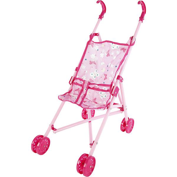 Коляска-трость, 21,5*46*50,5 см, Shantou GepaiТранспорт и коляски для кукол<br>Коляска-трость, 21,5*46*50,5 см, Shantou Gepai. Интересная прогулочная коляска придет по вкусу куклам и их владелице. При желании коляска складывается для более удобного хранения. В составе каркаса коляски использован алюминий, что позволяет ребенку легко ее передвигать. Яркие цвета рисунков на розовом фоне понравятся ребенку, а при необходимости обивка коляски снимается. Удобные двойные колеса смогут проехать по любой поверхности. А надежный трехточечный ремень позволит куклам чувствовать себя в полной безопасности.  Теперь прогулки и игры с любимыми куклами будут еще увлекательнее. Каждая девочка хочет иметь коляску для своих дочек и катать их, эта коляска будет отличным подарком.<br> <br>Дополнительная информация:<br><br>- Материал: пластик, текстиль, металл<br>- Размер коляски: 52 * 26 * 55 см.<br>- Высота ручки 55 см.<br>Коляску-трость 21,5*46*50,5 см, Shantou Gepai можно купить в нашем интернет-магазине.<br><br>Подробнее:<br>• Для детей в возрасте: от 3 до 6 лет<br>• Номер товара: 4925533<br>Страна производитель: Китай<br>Ширина мм: 170; Глубина мм: 60; Высота мм: 640; Вес г: 965; Возраст от месяцев: 36; Возраст до месяцев: 120; Пол: Женский; Возраст: Детский; SKU: 4925533;