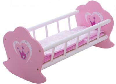 Кроватка-люлька деревянная Корона , Mary Poppins