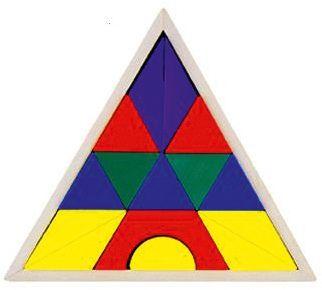 Кубики Пирамида, Mapacha