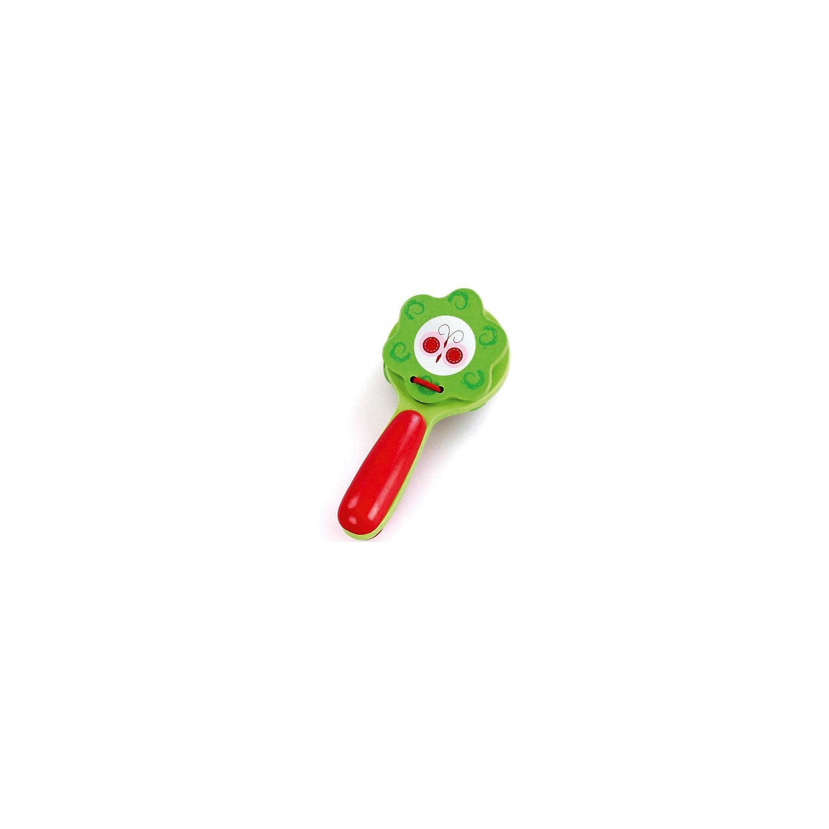 Трещотка, красно-зеленая, MapachaМузыкальные инструменты и игрушки<br>Трещотка, красно-зеленая от популярного бренда развивающих детских товаров Mapacha (Мапача) развлечет вашего ребенка. Шумная и интересная игрушка-трещотка создает звуки если потрясти ее как погремушку. Игрушка изготовлена из экологически чистого и натурального материала – дерева, отлично отшлифована и окрашена в яркие цвета безопасными для детейкрасками. Эта трещотка развивает звуковое восприятие ребенка, моторику рук, внимание, воображение и положительно влияет на психологическое развитие. <br><br>Дополнительная информация:<br><br>- В комплект входит: 1 трещотка<br>- Материал: дерево <br>- Размер: 8 * 3 * 12<br>- Вес: 0,59 кг.<br><br>Трещотку, красно-зеленую, Mapacha (Мапача) можно купить в нашем интернет-магазине.<br><br>Подробнее:<br>• Для детей в возрасте: от 1 до 5 лет<br>• Номер товара: 4925601<br>Страна производитель: Китай<br><br>Ширина мм: 80<br>Глубина мм: 30<br>Высота мм: 190<br>Вес г: 5<br>Возраст от месяцев: 180<br>Возраст до месяцев: 84<br>Пол: Унисекс<br>Возраст: Детский<br>SKU: 4925601