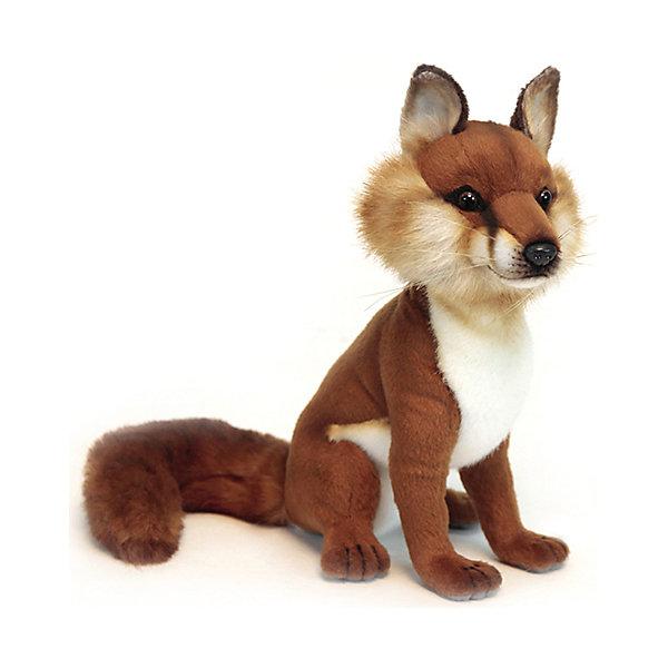 Лиса, 19 смМягкие игрушки животные<br>Лиса, 19 см – игрушка от знаменитого бренда Hansa, специализирующегося на выпуске мягких игрушек с высокой степенью натуралистичности. Внешний вид игрушки полностью соответствует своему реальному прототипу – обыкновенной лисице. Она выполнена из искусственного меха с ворсом разной длины. Окрас игрушки полностью повторяет окраску настоящего животного: сочетание коричневых и белых оттенков. Использованные материалы обладают гипоаллергенными свойствами. Внутри игрушки имеется металлический каркас, позволяющий изменять положение. <br>Игрушка относится к серии Дикие животные. <br>Мягкие игрушки от Hansa подходят для сюжетно-ролевых игр, для обучающих игр, направленных на знакомство с животным миром дикой природы. Кроме того, их можно использовать в качестве интерьерных игрушек. Коллекция из нескольких игрушек позволяет создать свой домашний зоопарк, который будет радовать вашего ребенка долгое время, так как ручная работа и качественные материалы гарантируют их долговечность и прочность.<br><br>Дополнительная информация:<br><br>- Вид игр: сюжетно-ролевые игры, коллекционирование, интерьерные игрушки<br>- Предназначение: для дома, для детских развивающих центров, для детских садов<br>- Материал: искусственный мех, наполнитель ? полиэфирное волокно<br>- Размер (ДхШхВ): 11*19*21 см<br>- Вес: 630 г<br>- Особенности ухода: сухая чистка при помощи пылесоса или щетки для одежды<br><br>Подробнее:<br><br>• Для детей в возрасте: от 3 лет <br>• Страна производитель: Филиппины<br>• Торговый бренд: Hansa<br><br>Лису, 19 см можно купить в нашем интернет-магазине.<br><br>Ширина мм: 11<br>Глубина мм: 19<br>Высота мм: 21<br>Вес г: 630<br>Возраст от месяцев: 36<br>Возраст до месяцев: 2147483647<br>Пол: Унисекс<br>Возраст: Детский<br>SKU: 4927146