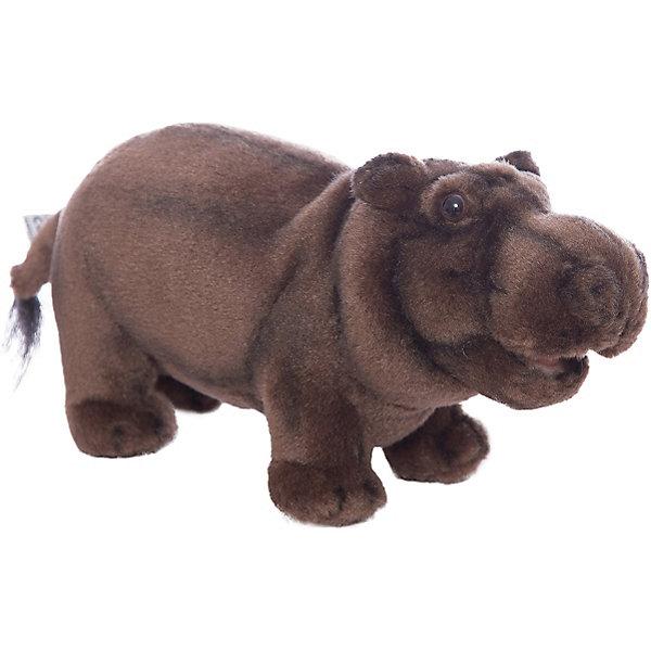 Бегемот, 30 смМягкие игрушки животные<br>Бегемот, 30 см – игрушка от знаменитого бренда Hansa, специализирующегося на выпуске мягких игрушек с высокой степенью натуралистичности. Внешний вид игрушечного бегемота полностью соответствует реальному прототипу. Игрушка выполнена в темно-коричневом цвете. Внутри имеется металлический каркас, который позволяет изменять положение. <br>Игрушка относится к серии Дикие животные. Выполнена из искусственного меха, обладающего гипоаллергенными свойствами.   <br>Мягкие игрушки от Hansa подходят для сюжетно-ролевых игр, для обучающих игр, направленных на знакомство с животным миром дикой природы. Кроме того, их можно использовать в качестве интерьерных игрушек. Коллекция из нескольких игрушек позволяет создать свой домашний зоопарк, который будет радовать вашего ребенка долгое время, так как ручная работа и качественные материалы гарантируют их долговечность и прочность.<br><br>Дополнительная информация:<br><br>- Вид игр: сюжетно-ролевые игры, коллекционирование, интерьерные игрушки<br>- Предназначение: для дома, для детских развивающих центров, для детских садов<br>- Материал: искусственный мех, наполнитель ? полиэфирное волокно<br>- Размер (ДхШхВ): 41*66*12 см<br>- Вес: 6 кг 600 г<br>- Особенности ухода: сухая чистка при помощи пылесоса или щетки для одежды<br><br>Подробнее:<br><br>• Для детей в возрасте: от 3 лет <br>• Страна производитель: Филиппины<br>• Торговый бренд: Hansa<br><br>Бегемота, 30 см можно купить в нашем интернет-магазине.<br><br>Ширина мм: 41<br>Глубина мм: 66<br>Высота мм: 12<br>Вес г: 6600<br>Возраст от месяцев: 36<br>Возраст до месяцев: 2147483647<br>Пол: Унисекс<br>Возраст: Детский<br>SKU: 4927148