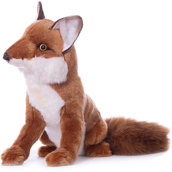 Лиса, 28 смМягкие игрушки животные<br>Лиса, 28 см – игрушка от знаменитого бренда Hansa, специализирующегося на выпуске мягких игрушек с высокой степенью натуралистичности. Внешний вид игрушки полностью соответствует своему реальному прототипу – обыкновенной лисице. Она выполнена из искусственного меха с ворсом разной длины. Окрас игрушки полностью повторяет окраску настоящего животного: сочетание коричневых и белых оттенков. Использованные материалы обладают гипоаллергенными свойствами. Внутри игрушки имеется металлический каркас, позволяющий изменять положение. <br>Игрушка относится к серии Дикие животные. <br>Мягкие игрушки от Hansa подходят для сюжетно-ролевых игр, для обучающих игр, направленных на знакомство с животным миром дикой природы. Кроме того, их можно использовать в качестве интерьерных игрушек. Коллекция из нескольких игрушек позволяет создать свой домашний зоопарк, который будет радовать вашего ребенка долгое время, так как ручная работа и качественные материалы гарантируют их долговечность и прочность.<br><br>Дополнительная информация:<br><br>- Вид игр: сюжетно-ролевые игры, коллекционирование, интерьерные игрушки<br>- Предназначение: для дома, для детских развивающих центров, для детских садов<br>- Материал: искусственный мех, наполнитель ? полиэфирное волокно<br>- Размер (ДхШхВ): 20*28*13 см<br>- Вес: 1 кг 100 г<br>- Особенности ухода: сухая чистка при помощи пылесоса или щетки для одежды<br><br>Подробнее:<br><br>• Для детей в возрасте: от 3 лет <br>• Страна производитель: Филиппины<br>• Торговый бренд: Hansa<br><br>Лису, 28 см можно купить в нашем интернет-магазине.<br>Ширина мм: 20; Глубина мм: 28; Высота мм: 13; Вес г: 1100; Возраст от месяцев: 36; Возраст до месяцев: 2147483647; Пол: Унисекс; Возраст: Детский; SKU: 4927149;