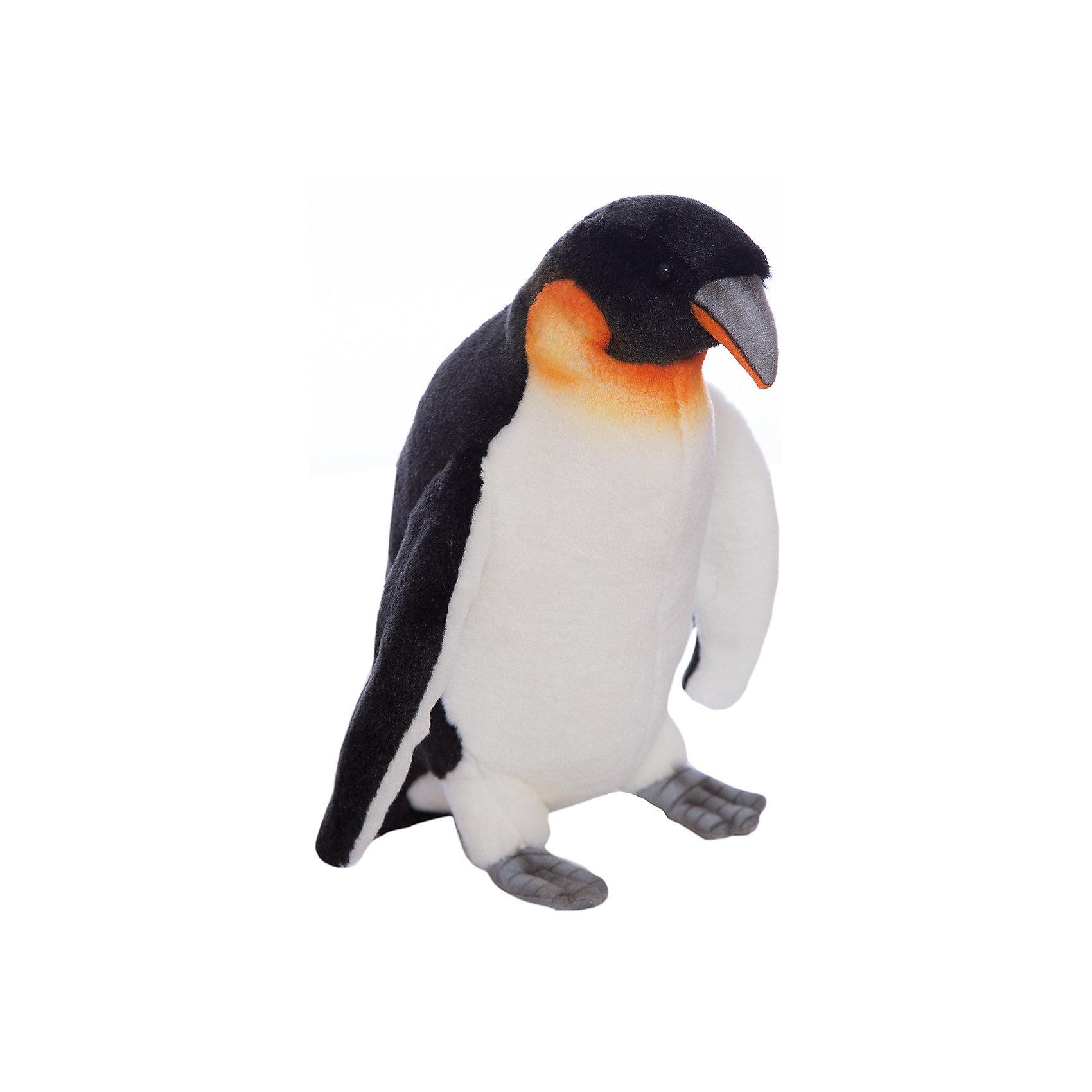Императорский пингвин, 24 см, HansaЗвери и птицы<br>Императорский пингвин, 24 см – игрушка от знаменитого бренда Hansa, специализирующегося на выпуске мягких игрушек с высокой степенью натуралистичности. Внешний вид игрушечного пингвина полностью соответствует своему реальному прототипу. Он выполнен из искусственного меха с коротким ворсом. У игрушечного пингвина спинка черного цвета, грудка – белого. Использованные материалы обладают гипоаллергенными свойствами. Внутри игрушки имеется металлический каркас, позволяющий изменять положение. <br>Игрушка относится к серии Дикие животные. <br>Мягкие игрушки от Hansa подходят для сюжетно-ролевых игр, для обучающих игр, направленных на знакомство с животным миром дикой природы. Кроме того, их можно использовать в качестве интерьерных игрушек. Коллекция из нескольких игрушек позволяет создать свой домашний зоопарк, который будет радовать вашего ребенка долгое время, так как ручная работа и качественные материалы гарантируют их долговечность и прочность.<br><br>Дополнительная информация:<br><br>- Вид игр: сюжетно-ролевые игры, коллекционирование, интерьерные игрушки<br>- Предназначение: для дома, для детских развивающих центров, для детских садов<br>- Материал: искусственный мех, наполнитель ? полиэфирное волокно<br>- Размер (ДхШхВ): 24*10*14 см<br>- Вес: 620 г<br>- Особенности ухода: сухая чистка при помощи пылесоса или щетки для одежды<br><br>Подробнее:<br><br>• Для детей в возрасте: от 3 лет <br>• Страна производитель: Филиппины<br>• Торговый бренд: Hansa<br><br>Императорского пингвина, 24 см можно купить в нашем интернет-магазине.<br><br>Ширина мм: 24<br>Глубина мм: 10<br>Высота мм: 14<br>Вес г: 620<br>Возраст от месяцев: 36<br>Возраст до месяцев: 2147483647<br>Пол: Унисекс<br>Возраст: Детский<br>SKU: 4927154