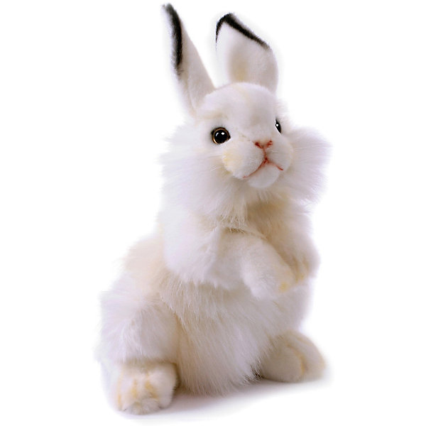 Белый кролик, 32 смМягкие игрушки животные<br>Белый кролик, 32 см – игрушка от знаменитого бренда Hansa, специализирующегося на выпуске мягких игрушек с высокой степенью натуралистичности. Внешний вид игрушечного кролика полностью соответствует реальному прототипу – домашнему кролику. Он выполнен из искусственного меха белого цвета с разной длиной ворса: короткий на лапках, ушках и мордочке, длинный – на туловище. Использованные материалы обладают гипоаллергенными свойствами. Внутри игрушки имеется металлический каркас, позволяющий изменять положение. <br>Игрушка относится к серии Домашние животные. <br>Мягкие игрушки от Hansa подходят для сюжетно-ролевых игр, для обучающих игр, направленных на знакомство с миром живой природы. Кроме того, их можно использовать в качестве интерьерных игрушек. Коллекция из нескольких игрушек позволяет создать свою домашнюю ферму, которая будет радовать вашего ребенка долгое время, так как ручная работа и качественные материалы гарантируют их долговечность и прочность.<br><br>Дополнительная информация:<br><br>- Вид игр: сюжетно-ролевые игры, коллекционирование, интерьерные игрушки<br>- Предназначение: для дома, для детских развивающих центров, для детских садов<br>- Материал: искусственный мех, наполнитель ? полиэфирное волокно<br>- Размер (ДхШхВ): 21*32*19 см<br>- Вес: 450 г<br>- Особенности ухода: сухая чистка при помощи пылесоса или щетки для одежды<br><br>Подробнее:<br><br>• Для детей в возрасте: от 3 лет <br>• Страна производитель: Филиппины<br>• Торговый бренд: Hansa<br><br>Белого кролика, 32 см можно купить в нашем интернет-магазине.<br><br>Ширина мм: 21<br>Глубина мм: 32<br>Высота мм: 19<br>Вес г: 450<br>Возраст от месяцев: 36<br>Возраст до месяцев: 2147483647<br>Пол: Унисекс<br>Возраст: Детский<br>SKU: 4927156