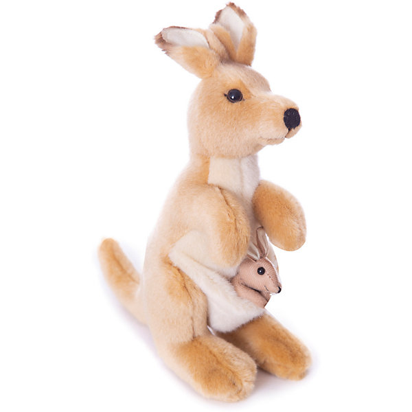 Кенгуру, 20 смМягкие игрушки животные<br>Кенгуру, 20 см – игрушка от знаменитого бренда Hansa, специализирующегося на выпуске мягких игрушек с высокой степенью натуралистичности. Внешний вид игрушки полностью соответствует своему реальному прототипу – кенгуру. Она выполнена из искусственного меха с коротким ворсом. У кенгуру рыжий окрас, а из сумки на брюшке выглядывает  детеныш. Использованные материалы обладают гипоаллергенными свойствами. Внутри игрушки имеется металлический каркас, позволяющий изменять положение. <br>Игрушка относится к серии Дикие животные. <br>Мягкие игрушки от Hansa подходят для сюжетно-ролевых игр, для обучающих игр, направленных на знакомство с животным миром дикой природы. Кроме того, их можно использовать в качестве интерьерных игрушек. Коллекция из нескольких игрушек позволяет создать свой домашний зоопарк, который будет радовать вашего ребенка долгое время, так как ручная работа и качественные материалы гарантируют их долговечность и прочность.<br><br>Дополнительная информация:<br><br>- Вид игр: сюжетно-ролевые игры, коллекционирование, интерьерные игрушки<br>- Предназначение: для дома, для детских развивающих центров, для детских садов<br>- Материал: искусственный мех, наполнитель ? полиэфирное волокно<br>- Размер (ДхШхВ): 13*20*13 см<br>- Вес: 840 г<br>- Особенности ухода: сухая чистка при помощи пылесоса или щетки для одежды<br><br>Подробнее:<br><br>• Для детей в возрасте: от 3 лет <br>• Страна производитель: Филиппины<br>• Торговый бренд: Hansa<br><br>Кенгуру, 20 см можно купить в нашем интернет-магазине.<br><br>Ширина мм: 13<br>Глубина мм: 20<br>Высота мм: 13<br>Вес г: 840<br>Возраст от месяцев: 36<br>Возраст до месяцев: 2147483647<br>Пол: Унисекс<br>Возраст: Детский<br>SKU: 4927160