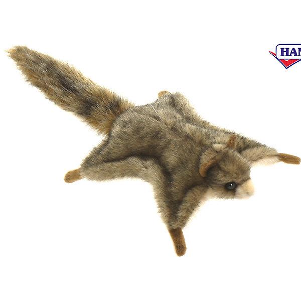 Белка летяга, 21 смМягкие игрушки животные<br>Белка летяга, 21 см – игрушка от знаменитого бренда Hansa, специализирующегося на выпуске мягких игрушек с высокой степенью натуралистичности. Внешний вид игрушечной белки полностью соответствует реальному прототипу – разновидности белок, которые в прыжке имитируют полет. Игрушка выполнена из меха пестрого окраса с ворсом средней длины, обладает гипоаллергенными свойствами. Внутри имеется металлический каркас, который позволяет изменять положение. Игрушка относится к серии Хищные животные. <br>Мягкие игрушки от Hansa подходят для сюжетно-ролевых игр или для обучающих игр. Форма игрушки позволяет использовать ее  для оформления интерьера, такая белка прекрасно будет смотреться на спинке кресла или дивана. Игрушки от Hansa будут радовать вашего ребенка долгое время, так как ручная работа и качественные материалы гарантируют их долговечность и прочность. <br><br>Дополнительная информация:<br><br>- Вид игр: сюжетно-ролевые игры, коллекционирование, интерьерные игрушки<br>- Предназначение: для дома, для детских развивающих центров, для детских садов<br>- Материал: искусственный мех, наполнитель ? полиэфирное волокно<br>- Размер (ДхШхВ): 21*6*21 см<br>- Вес: 360 г<br>- Особенности ухода: сухая чистка при помощи пылесоса или щетки для одежды<br><br>Подробнее:<br><br>• Для детей в возрасте: от 3 лет <br>• Страна производитель: Филиппины<br>• Торговый бренд: Hansa<br><br>Белку летягу, 21 см можно купить в нашем интернет-магазине.<br><br>Ширина мм: 21<br>Глубина мм: 6<br>Высота мм: 21<br>Вес г: 360<br>Возраст от месяцев: 36<br>Возраст до месяцев: 2147483647<br>Пол: Унисекс<br>Возраст: Детский<br>SKU: 4927179