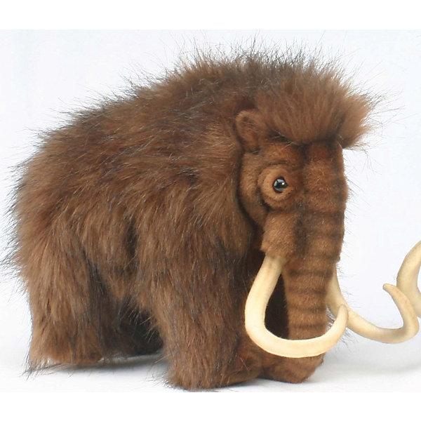 Мамонт, 32 смМягкие игрушки животные<br>Мамонт, 32 см – игрушка от знаменитого бренда Hansa, специализирующегося на выпуске мягких игрушек с высокой степенью натуралистичности. Внешний вид игрушечного мамонта полностью соответствует восстановленому облику животного, обитавшего в доисторический период. Игрушка выполнена из меха с длинным ворсом коричневого цвета.  Использованные материалы обладают гипоаллергенными свойствами. Внутри игрушки имеется металлический каркас, позволяющий изменять положение. <br>Игрушка относится к серии Доисторические животные. <br>Мягкие игрушки от Hansa подходят для сюжетно-ролевых игр, для обучающих игр, направленных на знакомство с животным миром дикой природы. Кроме того, их можно использовать в качестве интерьерных игрушек. Коллекция из нескольких игрушек позволяет воссоздать доисторическую эпоху. Игрушки от Hansa, будут радовать вашего ребенка долгое время, так как ручная работа и качественные материалы гарантируют их долговечность и прочность.<br><br>Дополнительная информация:<br><br>- Вид игр: сюжетно-ролевые игры, коллекционирование, интерьерные игрушки<br>- Предназначение: для дома, для детских развивающих центров, для детских садов<br>- Материал: искусственный мех, пластик, наполнитель ? полиэфирное волокно<br>- Размер (ДхШхВ): 32*23*15 см<br>- Вес: 720 г<br>- Особенности ухода: сухая чистка при помощи пылесоса или щетки для одежды<br><br>Подробнее:<br><br>• Для детей в возрасте: от 3 лет <br>• Страна производитель: Филиппины<br>• Торговый бренд: Hansa<br><br>Мамонта, 32 см можно купить в нашем интернет-магазине.<br><br>Ширина мм: 32<br>Глубина мм: 23<br>Высота мм: 15<br>Вес г: 720<br>Возраст от месяцев: 36<br>Возраст до месяцев: 2147483647<br>Пол: Унисекс<br>Возраст: Детский<br>SKU: 4927193