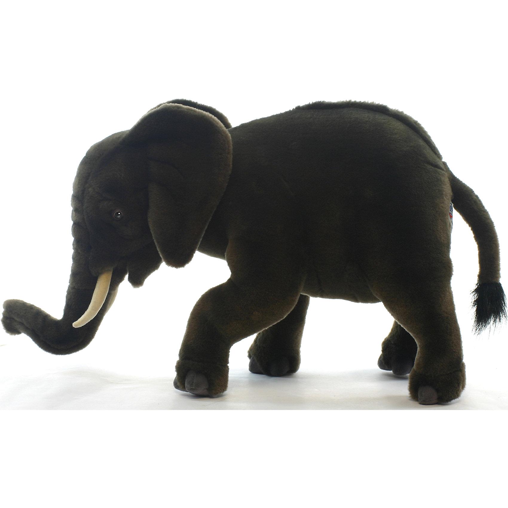 Слоненок, 42 смМягкие игрушки животные<br>Слоненок, 42 см – игрушка от знаменитого бренда Hansa, специализирующегося на выпуске мягких игрушек с высокой степенью натуралистичности. Внешний игрушки полностью соответствует реальному прототипу –  детенышу слона азиатского. Игрушка выполнена из искусственного меха с коротким ворсом темного цвета, который обладает гипоаллергенными свойствами. Внутри имеется металлический каркас, который позволяет изменять положение. Игрушка относится к серии Дикие животные. <br>Мягкие игрушки от Hansa подходят для сюжетно-ролевых игр или для обучающих игр. Кроме того, их можно использовать в качестве интерьерных игрушек. Игрушки от Hansa будут радовать вашего ребенка долгое время, так как ручная работа и качественные материалы гарантируют их долговечность и прочность.<br><br>Дополнительная информация:<br><br>- Вид игр: сюжетно-ролевые игры, коллекционирование, интерьерные игрушки<br>- Предназначение: для дома, для детских развивающих центров, для детских садов<br>- Материал: искусственный мех, наполнитель ? полиэфирное волокно<br>- Размер (ДхШхВ): 30*16*42 см<br>- Вес: 1 кг 020 г<br>- Особенности ухода: сухая чистка при помощи пылесоса или щетки для одежды<br><br>Подробнее:<br><br>• Для детей в возрасте: от 3 лет <br>• Страна производитель: Филиппины<br>• Торговый бренд: Hansa<br><br>Слоненок, 42 см можно купить в нашем интернет-магазине.<br><br>Ширина мм: 30<br>Глубина мм: 16<br>Высота мм: 42<br>Вес г: 1020<br>Возраст от месяцев: 36<br>Возраст до месяцев: 2147483647<br>Пол: Унисекс<br>Возраст: Детский<br>SKU: 4927203