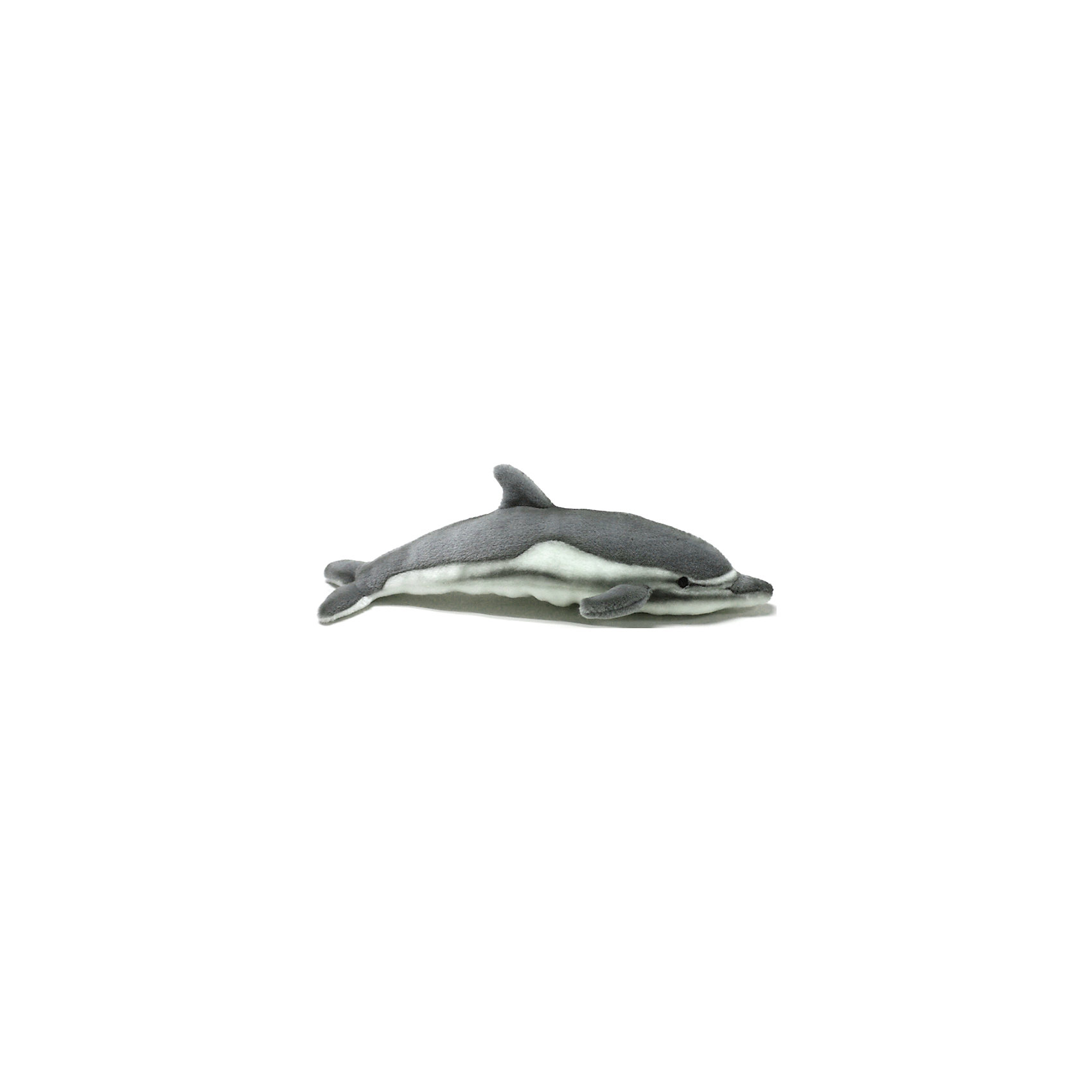 Дельфин, 40 смЗвери и птицы<br>Дельфин, 40 см – игрушка от знаменитого бренда Hansa, специализирующегося на выпуске мягких игрушек с высокой степенью натуралистичности. Внешний вид игрушечного дельфина полностью соответствует реальному прототипу. Он выполнен из искусственного меха с коротким ворсом серого оттенка и белой грудкой. Использованные материалы обладают гипоаллергенными свойствами. Внутри игрушки имеется металлический каркас, позволяющий изменять положение. <br>Игрушка относится к серии Дикие животные. <br>Мягкие игрушки от Hansa подходят для сюжетно-ролевых игр, для обучающих игр, направленных на знакомство с животным миром дикой природы. Кроме того, их можно использовать в качестве интерьерных игрушек. Коллекция из нескольких игрушек позволяет создать свой домашний зоопарк, который будет радовать вашего ребенка долгое время, так как ручная работа и качественные материалы гарантируют их долговечность и прочность.<br><br>Дополнительная информация:<br><br>- Вид игр: сюжетно-ролевые игры, коллекционирование, интерьерные игрушки<br>- Предназначение: для дома, для детских развивающих центров, для детских садов<br>- Материал: искусственный мех, наполнитель ? полиэфирное волокно<br>- Размер (ДхШхВ): 40*12*10 см<br>- Вес: 400 г<br>- Особенности ухода: сухая чистка при помощи пылесоса или щетки для одежды<br><br>Подробнее:<br><br>• Для детей в возрасте: от 3 лет <br>• Страна производитель: Филиппины<br>• Торговый бренд: Hansa<br><br>Дельфина, 40 см можно купить в нашем интернет-магазине.<br><br>Ширина мм: 40<br>Глубина мм: 12<br>Высота мм: 10<br>Вес г: 400<br>Возраст от месяцев: 36<br>Возраст до месяцев: 2147483647<br>Пол: Унисекс<br>Возраст: Детский<br>SKU: 4927204