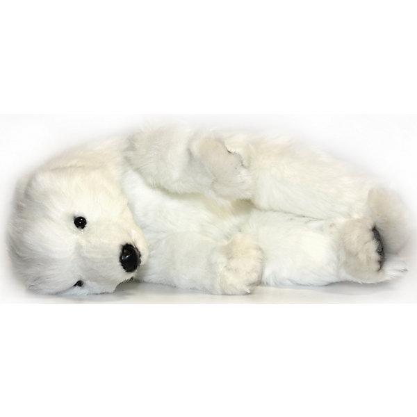 Детеныш полярного медведя, спящий, 30 смМягкие игрушки животные<br>Детеныш полярного медведя, 30 см – игрушка от знаменитого бренда Hansa, специализирующегося на выпуске мягких игрушек с высокой степенью натуралистичности. Внешний вид игрушечного медвежонка полностью соответствует реальному прототипу. Он выполнен из искусственного белого меха с коротким ворсом. Использованные материалы обладают гипоаллергенными свойствами. Внутри игрушки имеется металлический каркас, позволяющий изменять положение. <br>Игрушка относится к серии Дикие животные. <br>Мягкие игрушки от Hansa подходят для сюжетно-ролевых игр, для обучающих игр, направленных на знакомство с животным миром дикой природы. Кроме того, их можно использовать в качестве интерьерных игрушек. Коллекция из нескольких игрушек позволяет создать свой домашний зоопарк, который будет радовать вашего ребенка долгое время, так как ручная работа и качественные материалы гарантируют их долговечность и прочность.<br><br>Дополнительная информация:<br><br>- Вид игр: сюжетно-ролевые игры, коллекционирование, интерьерные игрушки<br>- Предназначение: для дома, для детских развивающих центров, для детских садов<br>- Материал: искусственный мех, наполнитель ? полиэфирное волокно<br>- Размер (ДхШхВ): 30*9*25 см<br>- Вес: 580 г<br>- Особенности ухода: сухая чистка при помощи пылесоса или щетки для одежды<br><br>Подробнее:<br><br>• Для детей в возрасте: от 3 лет <br>• Страна производитель: Филиппины<br>• Торговый бренд: Hansa<br><br>Детеныша полярного медведя, 30 см можно купить в нашем интернет-магазине.<br><br>Ширина мм: 30<br>Глубина мм: 9<br>Высота мм: 25<br>Вес г: 580<br>Возраст от месяцев: 36<br>Возраст до месяцев: 2147483647<br>Пол: Унисекс<br>Возраст: Детский<br>SKU: 4927206