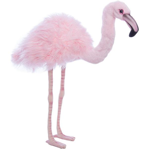 Розовый фламинго, 38 смМягкие игрушки животные<br>Розовый фламинго, 38 см – игрушка от знаменитого бренда Hansa, специализирующегося на выпуске мягких игрушек с высокой степенью натуралистичности. Внешний игрушки полностью соответствует реальному прототипу – розовому фламинго. Игрушка выполнена из розового меха с ворсом разной длины: короткий мех на голове и шее, длинный – на туловище. Все материалы обладают гипоаллергенными свойствами. У лисицы большие ушки и пушистый хвост. Внутри имеется металлический каркас, который позволяет изменять положение. Игрушка относится к серии Дикие животные. <br>Мягкие игрушки от Hansa подходят для сюжетно-ролевых игр или для обучающих игр. Кроме того, их можно использовать в качестве интерьерных игрушек. Игрушки от Hansa будут радовать вашего ребенка долгое время, так как ручная работа и качественные материалы гарантируют их долговечность и прочность.<br><br>Дополнительная информация:<br><br>- Вид игр: сюжетно-ролевые игры, коллекционирование, интерьерные игрушки<br>- Предназначение: для дома, для детских развивающих центров, для детских садов<br>- Материал: искусственный мех, пластик, наполнитель ? полиэфирное волокно<br>- Размер (ДхШхВ): 38*33*14 см<br>- Вес: 340 г<br>- Особенности ухода: сухая чистка при помощи пылесоса или щетки для одежды<br><br>Подробнее:<br><br>• Для детей в возрасте: от 3 лет <br>• Страна производитель: Филиппины<br>• Торговый бренд: Hansa<br><br>Розового фламинго, 38 см можно купить в нашем интернет-магазине.<br><br>Ширина мм: 32<br>Глубина мм: 33<br>Высота мм: 14<br>Вес г: 340<br>Возраст от месяцев: 36<br>Возраст до месяцев: 2147483647<br>Пол: Унисекс<br>Возраст: Детский<br>SKU: 4927214