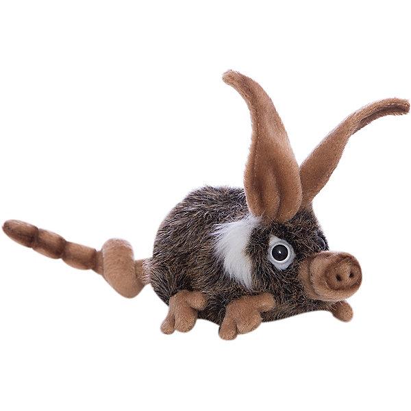Лесная свинья, 15 смМягкие игрушки животные<br>Лесная свинья, 15 см – игрушка от знаменитого бренда Hansa, специализирующегося на выпуске мягких игрушек с высокой степенью натуралистичности. Внешний вид игрушки полностью соответствует своему реальному прототипу – лесной свинье. Она выполнена из искусственного меха с ворсом средней длины темного оттенка, лапки, ушки, хвостик и пятачок – светло-бежевого цвета. Использованные материалы обладают гипоаллергенными свойствами. Внутри игрушки имеется металлический каркас, позволяющий изменять положение. <br>Игрушка относится к серии Дикие животные. <br>Мягкие игрушки от Hansa подходят для сюжетно-ролевых игр, для обучающих игр, направленных на знакомство с животным миром дикой природы. Кроме того, их можно использовать в качестве интерьерных игрушек. Коллекция из нескольких игрушек позволяет создать свой домашний зоопарк, который будет радовать вашего ребенка долгое время, так как ручная работа и качественные материалы гарантируют их долговечность и прочность.<br><br>Дополнительная информация:<br><br>- Вид игр: сюжетно-ролевые игры, коллекционирование, интерьерные игрушки<br>- Предназначение: для дома, для детских развивающих центров, для детских садов<br>- Материал: искусственный мех, наполнитель ? полиэфирное волокно<br>- Размер (ДхШхВ): 8*14*15 см<br>- Вес: 450 г<br>- Особенности ухода: сухая чистка при помощи пылесоса или щетки для одежды<br><br>Подробнее:<br><br>• Для детей в возрасте: от 3 лет <br>• Страна производитель: Филиппины<br>• Торговый бренд: Hansa<br><br>Лесную свинью, 15 см можно купить в нашем интернет-магазине.<br>Ширина мм: 8; Глубина мм: 14; Высота мм: 15; Вес г: 450; Возраст от месяцев: 36; Возраст до месяцев: 2147483647; Пол: Унисекс; Возраст: Детский; SKU: 4927216;