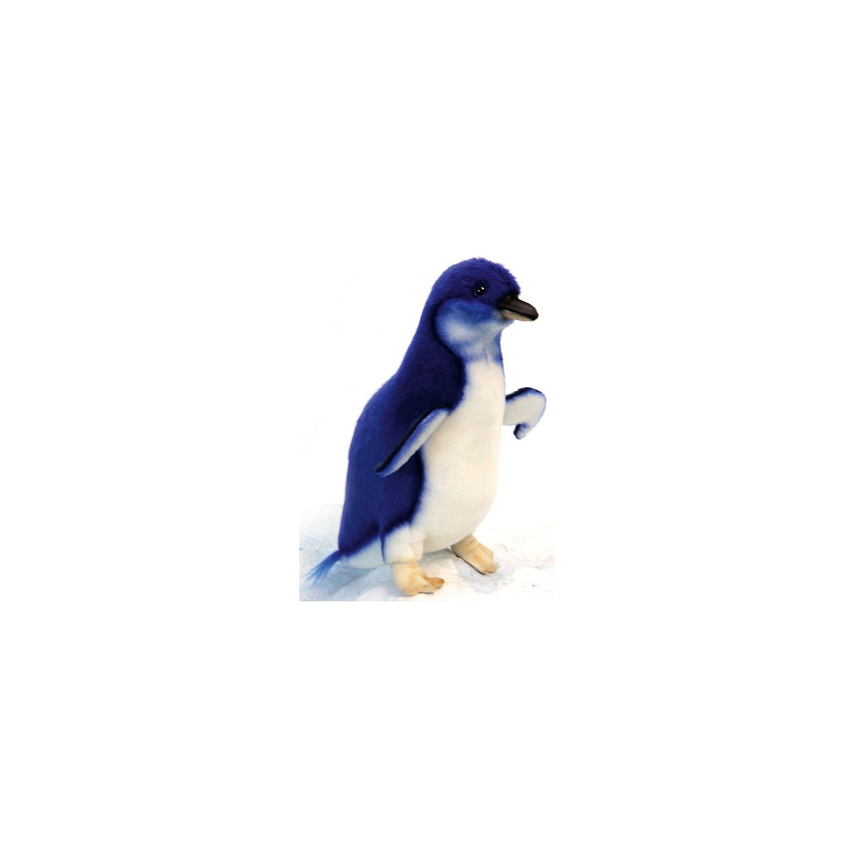 Пингвин, 20 смЗвери и птицы<br>Пингвин, 20 см – игрушка от знаменитого бренда Hansa, специализирующегося на выпуске мягких игрушек с высокой степенью натуралистичности. Внешний вид игрушки полностью соответствует своему реальному прототипу – малому (синему) пингвину. Он выполнен из искусственного меха с коротким ворсом. Окрас игрушки полностью повторяет окраску настоящей морской птицы: синяя спинка и белая грудка. Использованные материалы обладают гипоаллергенными свойствами. Внутри игрушки имеется металлический каркас, позволяющий изменять положение. <br>Игрушка относится к серии Дикие животные. <br>Мягкие игрушки от Hansa подходят для сюжетно-ролевых игр, для обучающих игр, направленных на знакомство с животным миром дикой природы. Кроме того, их можно использовать в качестве интерьерных игрушек. Коллекция из нескольких игрушек позволяет создать свой домашний зоопарк, который будет радовать вашего ребенка долгое время, так как ручная работа и качественные материалы гарантируют их долговечность и прочность.<br><br>Дополнительная информация:<br><br>- Вид игр: сюжетно-ролевые игры, коллекционирование, интерьерные игрушки<br>- Предназначение: для дома, для детских развивающих центров, для детских садов<br>- Материал: искусственный мех, наполнитель ? полиэфирное волокно<br>- Размер (ДхШхВ): 18*20*11 см<br>- Вес: 900 г<br>- Особенности ухода: сухая чистка при помощи пылесоса или щетки для одежды<br><br>Подробнее:<br><br>• Для детей в возрасте: от 3 лет <br>• Страна производитель: Филиппины<br>• Торговый бренд: Hansa<br><br>Пингвина, 20 см можно купить в нашем интернет-магазине.<br><br>Ширина мм: 18<br>Глубина мм: 20<br>Высота мм: 11<br>Вес г: 900<br>Возраст от месяцев: 36<br>Возраст до месяцев: 2147483647<br>Пол: Унисекс<br>Возраст: Детский<br>SKU: 4927218