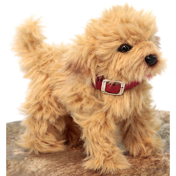 Пудель, 22 смМягкие игрушки животные<br>Пудель, 22 см – игрушка от знаменитого бренда Hansa, специализирующегося на выпуске мягких игрушек с высокой степенью натуралистичности. Внешний вид игрушечной собаки полностью соответствует своему реальному прототипу – собаке породы Пудель. Она выполнена из искусственного меха коричневого цвета с длинным ворсом, на шее имеется ошейник красного цвета. Использованные материалы обладают гипоаллергенными свойствами. Внутри игрушки имеется металлический каркас, позволяющий изменять положение. <br>Игрушка относится к серии Домашние животные. <br>Мягкие игрушки от Hansa подходят для сюжетно-ролевых игр, для обучающих игр, направленных на знакомство с миром живой природы. Кроме того, их можно использовать в качестве интерьерных игрушек. Представленные у торгового бренда разнообразие игрушечных собак позволяет собрать свою коллекцию пород, которая будет радовать вашего ребенка долгое время, так как ручная работа и качественные материалы гарантируют их долговечность и прочность.<br><br>Дополнительная информация:<br><br>- Вид игр: сюжетно-ролевые игры, коллекционирование, интерьерные игрушки<br>- Предназначение: для дома, для детских развивающих центров, для детских садов<br>- Материал: искусственный мех, наполнитель ? полиэфирное волокно<br>- Размер (ДхШхВ): 16*10*22 см<br>- Вес: 600 г<br>- Особенности ухода: сухая чистка при помощи пылесоса или щетки для одежды<br><br>Подробнее:<br><br>• Для детей в возрасте: от 3 лет <br>• Страна производитель: Филиппины<br>• Торговый бренд: Hansa<br><br>Пуделя, 22 см можно купить в нашем интернет-магазине.<br><br>Ширина мм: 16<br>Глубина мм: 10<br>Высота мм: 22<br>Вес г: 600<br>Возраст от месяцев: 36<br>Возраст до месяцев: 2147483647<br>Пол: Унисекс<br>Возраст: Детский<br>SKU: 4927223