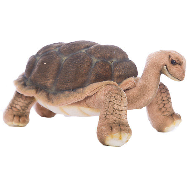 Галапагосская черепаха, 30 смМягкие игрушки животные<br>Галапагосская черепаха, 30 см – игрушка от знаменитого бренда Hansa, специализирующегося на выпуске мягких игрушек с высокой степенью натуралистичности. Внешний вид игрушечной черепахи полностью соответствует реальному прототипу. Она выполнена из искусственного меха с коротким ворсом, окрашенным в оттенки реального прототипа. Использованные материалы обладают гипоаллергенными свойствами. Внутри игрушки имеется металлический каркас, позволяющий изменять положение. <br>Игрушка относится к серии Дикие животные. <br>Мягкие игрушки от Hansa подходят для сюжетно-ролевых игр, для обучающих игр, направленных на знакомство с животным миром дикой природы. Кроме того, их можно использовать в качестве интерьерных игрушек. Коллекция из нескольких игрушек позволяет создать свой домашний зоопарк, который будет радовать вашего ребенка долгое время, так как ручная работа и качественные материалы гарантируют их долговечность и прочность.<br><br>Дополнительная информация:<br><br>- Вид игр: сюжетно-ролевые игры, коллекционирование, интерьерные игрушки<br>- Предназначение: для дома, для детских развивающих центров, для детских садов<br>- Материал: искусственный мех, пластик, наполнитель ? полиэфирное волокно<br>- Размер (ДхШхВ): 16*16*30 см<br>- Вес: 510 г<br>- Особенности ухода: сухая чистка при помощи пылесоса или щетки для одежды<br><br>Подробнее:<br><br>• Для детей в возрасте: от 3 лет <br>• Страна производитель: Филиппины<br>• Торговый бренд: Hansa<br><br>Галапагосскую черепаху, 30 см можно купить в нашем интернет-магазине.<br>Ширина мм: 16; Глубина мм: 16; Высота мм: 30; Вес г: 510; Возраст от месяцев: 36; Возраст до месяцев: 2147483647; Пол: Унисекс; Возраст: Детский; SKU: 4927231;