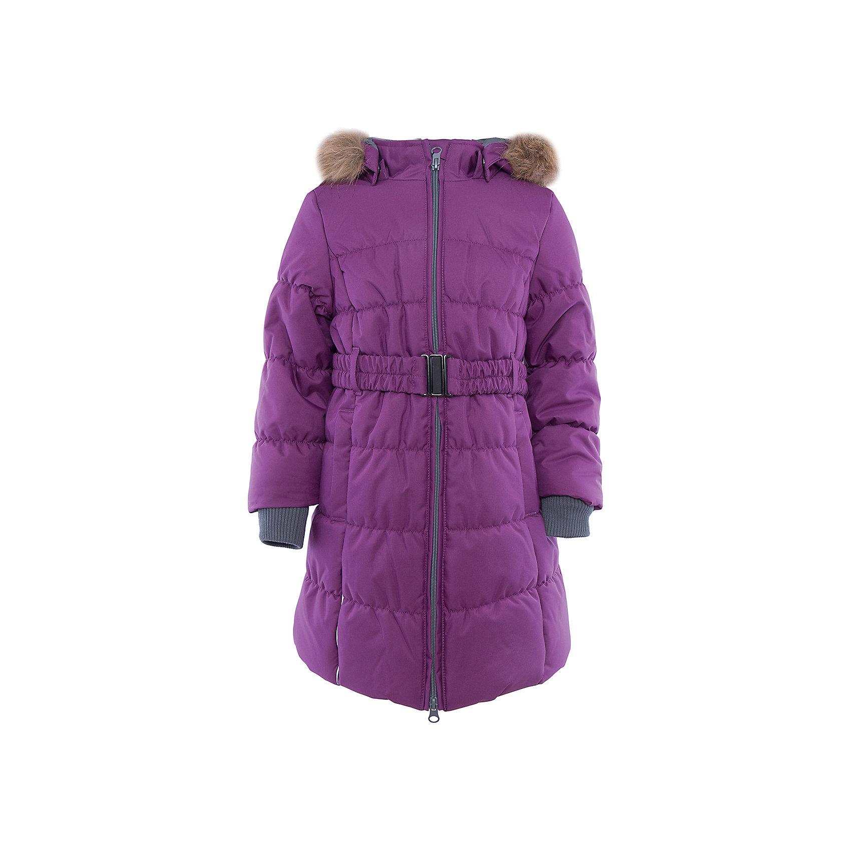 Пальто   для девочки HuppaВерхняя одежда<br>Пальто YACARANDA Huppa(Хуппа).<br><br>Утеплитель: 100% полиэстер, 300 гр.<br><br>Температурный режим: до -30 градусов. Степень утепления – высокая. <br><br>* Температурный режим указан приблизительно — необходимо, прежде всего, ориентироваться на ощущения ребенка. Температурный режим работает в случае соблюдения правила многослойности – использования флисовой поддевы и термобелья.<br><br>Идеально подойдет девочке в холодную погоду. Пальто имеет приталенный силуэт, внутренние вязаные манжеты, двойную молнию и большой отстегивающийся капюшон с искусственным мехом. Водонепроницаемая поверхность в сочетании с утеплителем помогут девочке оставаться в тепле и сухости в течение всей прогулки. Пальто легко стирается и быстро сохнет. Все ткани очень прочные и защищены от истирания. Прекрасно подойдет для зимы.<br><br>Дополнительная информация:<br>Материал: 100% полиэстер<br>Подкладка: тафта - 100% полиэстер, флис - 100% полиэстер<br>Цвет: лиловый<br><br>Вы можете приобрести пальто YACARANDA Huppa(Хуппа) в нашем интернет-магазине.<br><br>Ширина мм: 356<br>Глубина мм: 10<br>Высота мм: 245<br>Вес г: 519<br>Цвет: фиолетовый<br>Возраст от месяцев: 36<br>Возраст до месяцев: 48<br>Пол: Женский<br>Возраст: Детский<br>Размер: 104,170,110,116,122,128,134,140,146,152,158,164<br>SKU: 4928061