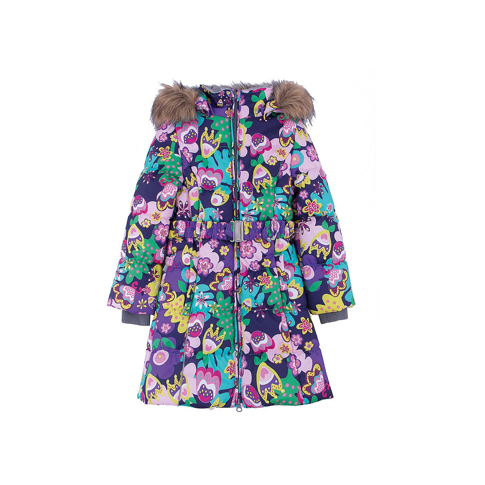 Huppa Пальто Yacaranda для девочки Huppa пальто huppa пальто yasmine