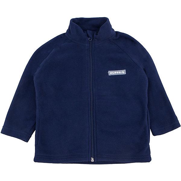 Флисовая кофта Huppa BerrieФлис и термобелье<br>Характеристики товара:<br><br>• модель: Berrie;<br>• цвет: темно-синий;<br>• состав: 100% полиэстер;<br>• сезон: зима;<br>• температурный режим: от +10 до - 30С;<br>• застежка: молния по всей длине с защитой подбородка;<br>• манжеты рукавов на мягкой эластичной резинке;<br>• светоотражающая нашивка;<br>• страна бренда: Финляндия;<br>• страна изготовитель: Эстония.<br><br>Флисовая кофта на молнии. Кофта очень мягкая и приятная на ощупь. Можно носить как верхнюю кофту в прохладные деньки и использовать как дополнительный утепленный слой под верхней одеждой зимой. Кофта без капюшона с мягкими эластичными манжетами на резинке.<br><br>Флисовую кофту Huppa Berrie (Хуппа) можно купить в нашем интернет-магазине.<br>Ширина мм: 190; Глубина мм: 74; Высота мм: 229; Вес г: 236; Цвет: синий; Возраст от месяцев: 36; Возраст до месяцев: 48; Пол: Мужской; Возраст: Детский; Размер: 104,98,92,86,122,116,80,110; SKU: 4928130;