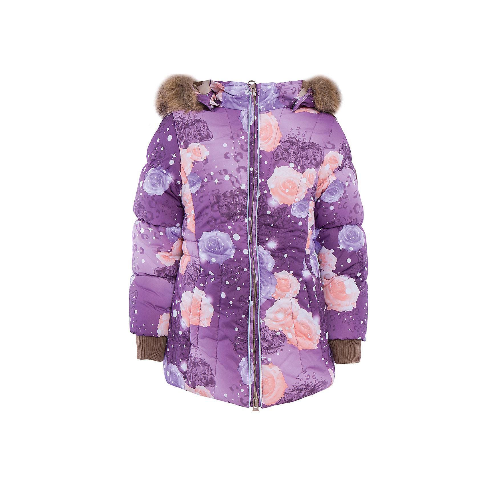 Куртка   для девочки HuppaЗимние куртки<br>METTE Huppa(Хуппа) - утепленная куртка для девочки.<br><br>Утеплитель: 100% полиэстер, 300 гр.<br><br>Температурный режим: до -30 градусов. Степень утепления – высокая. <br><br>* Температурный режим указан приблизительно — необходимо, прежде всего, ориентироваться на ощущения ребенка. Температурный режим работает в случае соблюдения правила многослойности – использования флисовой поддевы и термобелья.<br><br>Она сделана из прочных дышащих материалов, которые не пропускают воду и ветер и выводят лишнюю влагу. Утеплитель HuppaTherm сохранит высокую теплоизоляцию и объем. Кроме того, куртку легко стирать при температуре до 40 градусов и сушить. Приятный дизайн и высокое качество непременно понравятся юной обладательнице такой куртки!<br><br>Особенности:<br>-съемный мех на капюшоне<br>-светоотражающие элементы<br>-отстегивающийся капюшон<br>-скрытые манжеты на рукавах<br><br>Дополнительная информация: <br>Материал: 100% полиэстер<br>Подкладка: тафта - 100% полиэстер<br>Цвет: лиловый<br><br>Куртку METTE Huppa(Хуппа) можно приобрести в нашем интернет-магазине.<br><br>Ширина мм: 356<br>Глубина мм: 10<br>Высота мм: 245<br>Вес г: 519<br>Цвет: фиолетовый<br>Возраст от месяцев: 36<br>Возраст до месяцев: 48<br>Пол: Женский<br>Возраст: Детский<br>Размер: 104,140,110,116,122,128,134<br>SKU: 4928297