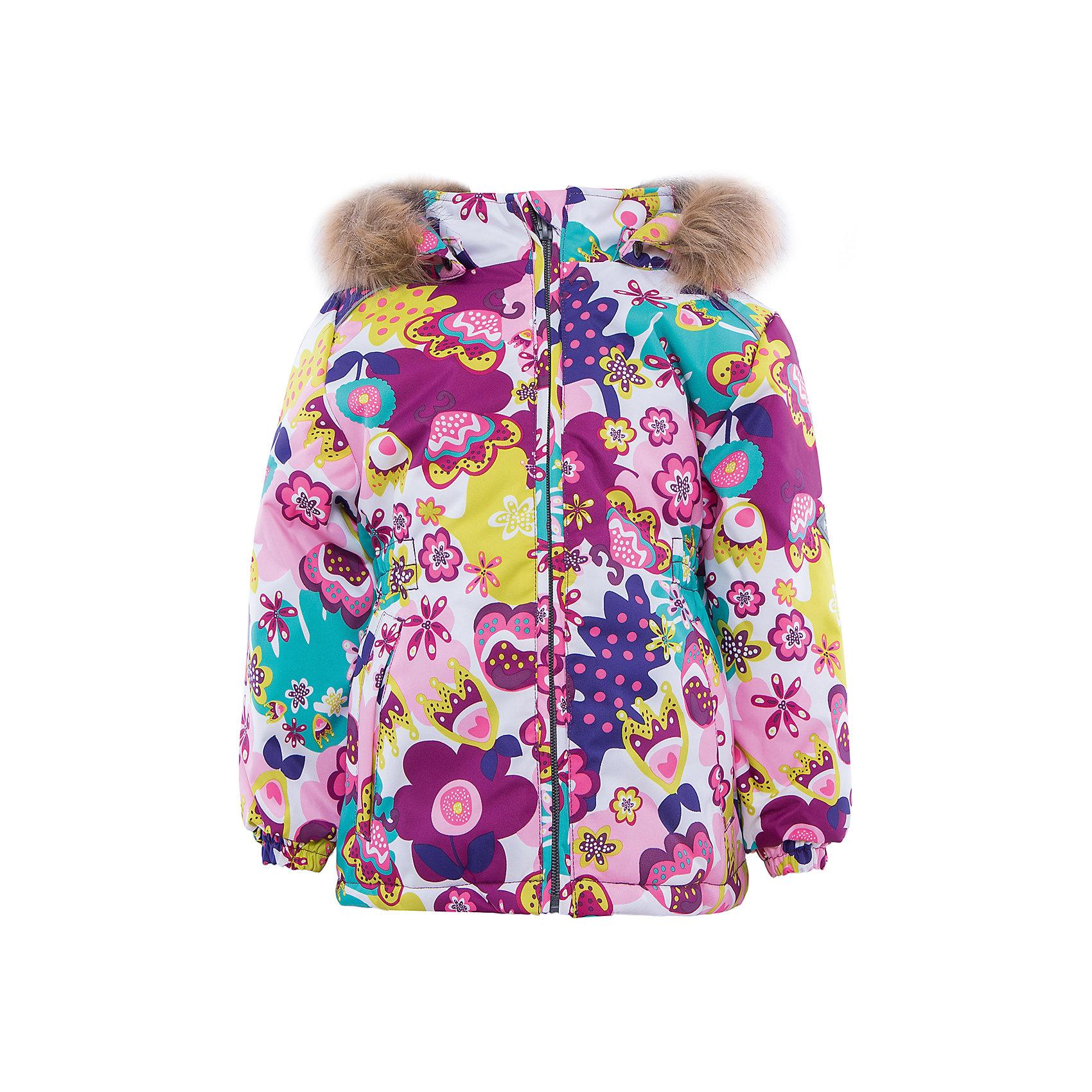Куртка   для девочки HuppaКуртка MARII Huppa (Хуппа).<br><br>Утеплитель: 100% полиэстер, 300 гр.<br><br>Температурный режим: до -30 градусов. Степень утепления – высокая. <br><br>* Температурный режим указан приблизительно — необходимо, прежде всего, ориентироваться на ощущения ребенка. Температурный режим работает в случае соблюдения правила многослойности – использования флисовой поддевы и термобелья.<br><br>Изготовлена из качественных прочных материалов, не пропускающих воду и ветер. Для удобства и комфорта ребенка куртка имеет резинки на манжетах, капюшон и искусственным мехом, резинку на поясе, светоотражающие элементы. Утеплитель HuppaTherm легко стирать и удобно сушить. Яркий дизайн в сочетании с высоким качеством - превосходный выбор для юных модниц!<br><br>Дополнительная информация:<br>Съемный капюшон с отстегивающимся мехом<br>Материал: 100% полиэстер<br>Подкладка: тафта - 100% полиэстер, флис - 100% полиэстер<br>Цвет: розовый/лиловый<br><br>Куртку MARII Huppa(Хуппа) можно купить в нашем интернет-магазине.<br><br>Ширина мм: 356<br>Глубина мм: 10<br>Высота мм: 245<br>Вес г: 519<br>Цвет: белый<br>Возраст от месяцев: 24<br>Возраст до месяцев: 36<br>Пол: Женский<br>Возраст: Детский<br>Размер: 98,140,110,92,104,116,122,128,134<br>SKU: 4928313