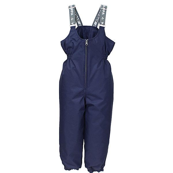 Полукомбинезон для мальчика HuppaВерхняя одежда<br>Утепленные брюки FUNNY Huppa(Хуппа).<br><br>Утеплитель: 100% полиэстер, 160 гр.<br><br>Температурный режим: до -20 градусов. Степень утепления – средняя. <br><br>* Температурный режим указан приблизительно — необходимо, прежде всего, ориентироваться на ощущения ребенка. Температурный режим работает в случае соблюдения правила многослойности – использования флисовой поддевы и термобелья.<br><br>Изготовлены из прочных и качественных материалов. Они прекрасно подойдут для зимних прогулок и активного отдыха.<br><br>Особенности:<br>-утеплитель HuppaTherm легко восстанавливается в объеме. Его легко стирать и сушить<br>-специальная дышащая мембрана не пропустит воду и ветер под одежду<br>-проклейка швов водостойкой лентой<br>-резинка на талии и манжетах помогут брюкам хорошо держаться на теле<br>-регулируемые подтяжки<br>-светоотражающие элементы для обеспечения безопасности в темное время суток<br><br>Дополнительная информация:<br>Цвет: темно-синий<br>Материал: 100% полиэстер<br>Подкладка: тафта - 100% полиэстер<br><br>Брюки FUNNY Huppa(Хуппа) можно купить в нашем интернет-магазине.<br><br>Ширина мм: 215<br>Глубина мм: 88<br>Высота мм: 191<br>Вес г: 336<br>Цвет: синий<br>Возраст от месяцев: 12<br>Возраст до месяцев: 15<br>Пол: Мужской<br>Возраст: Детский<br>Размер: 80,140,134,128,122,116,110,104,98,92,86<br>SKU: 4928423