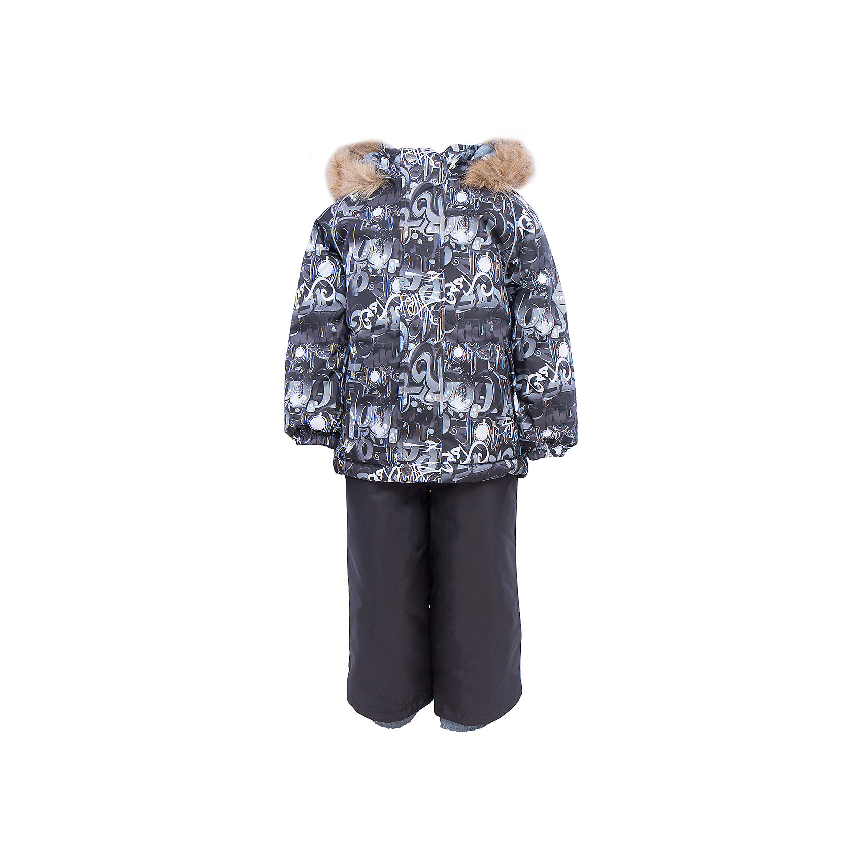 Huppa Комплект   для мальчика Huppa куртка для мальчика huppa trevor цвет черный 17660004 70109 размер 140