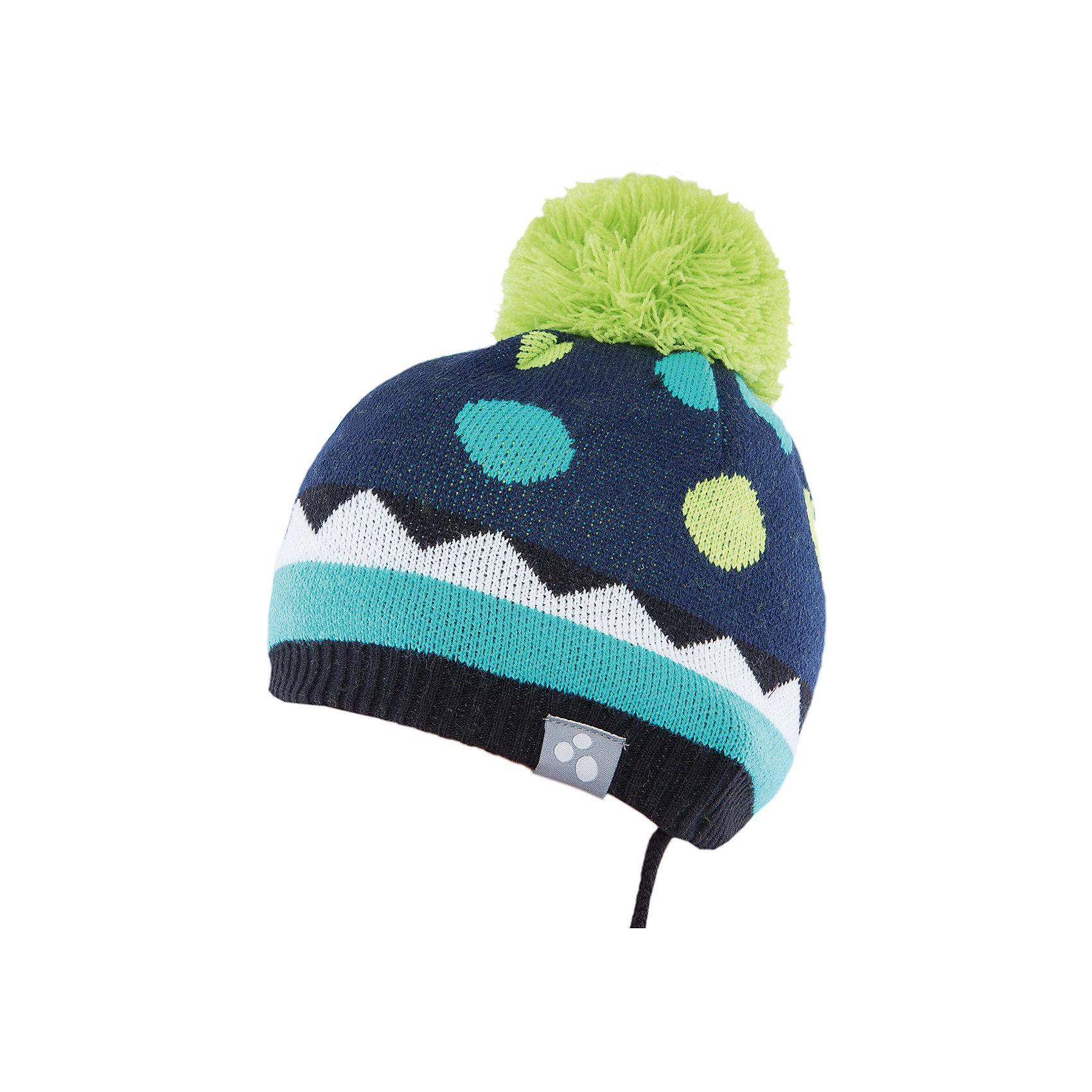 Шапка  HuppaЗимние<br>Вязаная шапка PEETA Huppa(Хуппа) плотно прилегает к голове и хорошо защищает от морозов и ветра. Подкладка из хлопка не вызовет раздражения на коже. Шапочка украшена помпоном и геометрическим орнаментом. Есть светоотражающие элементы. В такой шапке гулять будет тепло и комфортно!<br><br>Дополнительная информация:<br>Материал: 100% акрил<br>Подкладка: 100% хлопок<br>Цвет: синий/салатовый<br><br>Вы можете приобрести шапку PEETA Huppa(Хуппа) в нашем интернет-магазине.<br><br>Ширина мм: 89<br>Глубина мм: 117<br>Высота мм: 44<br>Вес г: 155<br>Цвет: синий<br>Возраст от месяцев: 9<br>Возраст до месяцев: 12<br>Пол: Мужской<br>Возраст: Детский<br>Размер: 43-45,51-53,47-49<br>SKU: 4928938