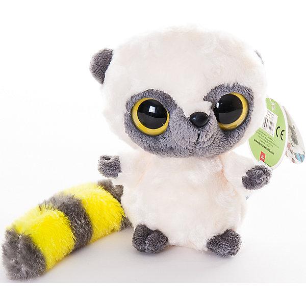 Мягкая игрушка Юху желтый, 12см, Юху и друзья, AURORAМягкие игрушки из мультфильмов<br>Милый и такой мягкий лемур Юху из  мультфильма Юху и его друзья обязательно понравится Вашему ребенку! У него бело-серая шерстка и  серо-желтый хвостик, а еще у Юху очень красивые глаза.<br><br>Дополнительная информация:<br><br>- Возраст: от 3 лет.<br>- Материал: плюш, синтепон.<br>- Высота игрушки: 12 см.<br>- Вес игрушки: 120 г.<br><br>Купить мягкую игрушку Юху в желтом цвете из мультфильма Юху и друзья, можно в нашем магазине.<br>Ширина мм: 90; Глубина мм: 90; Высота мм: 120; Вес г: 100; Возраст от месяцев: 36; Возраст до месяцев: 120; Пол: Унисекс; Возраст: Детский; SKU: 4929019;