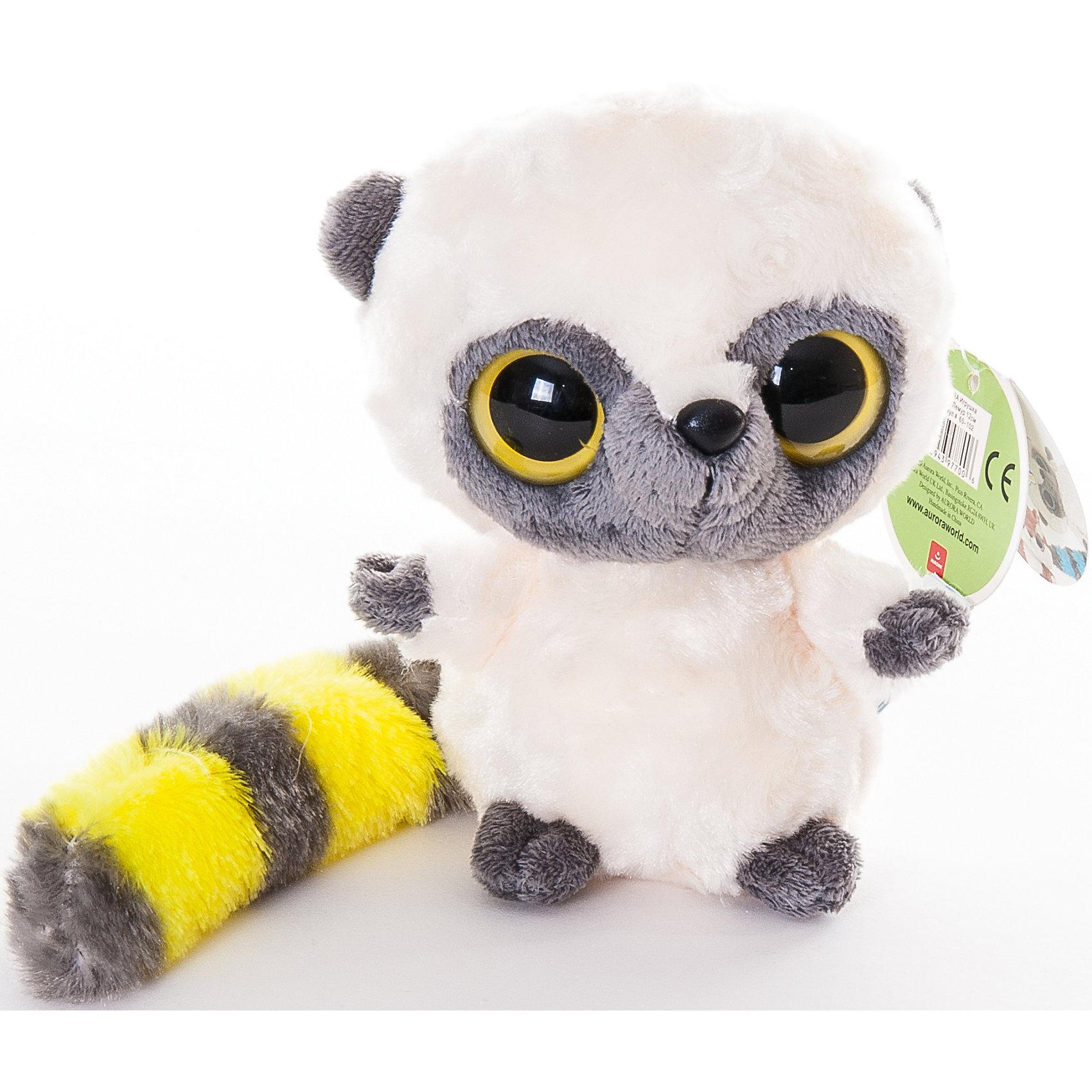 AURORA Мягкая игрушка Юху желтый, 12см, Юху и друзья, AURORA большую мягкую игрушку собаку лежа в москве
