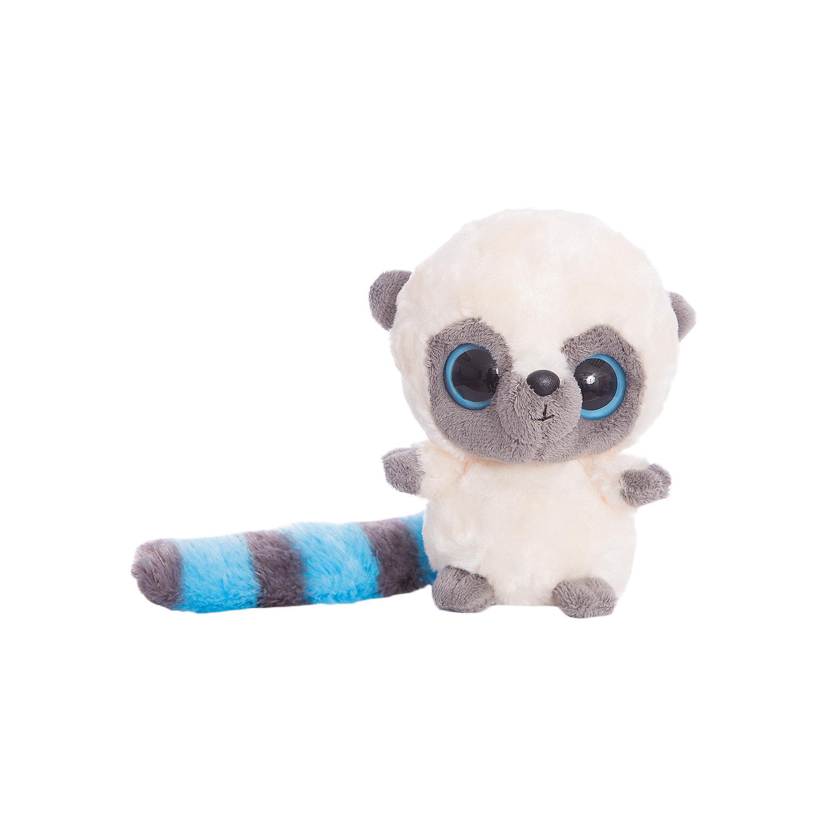 AURORA Мягкая игрушка Юху голубой, 12см, Юху и друзья, AURORA большую мягкую игрушку собаку лежа в москве