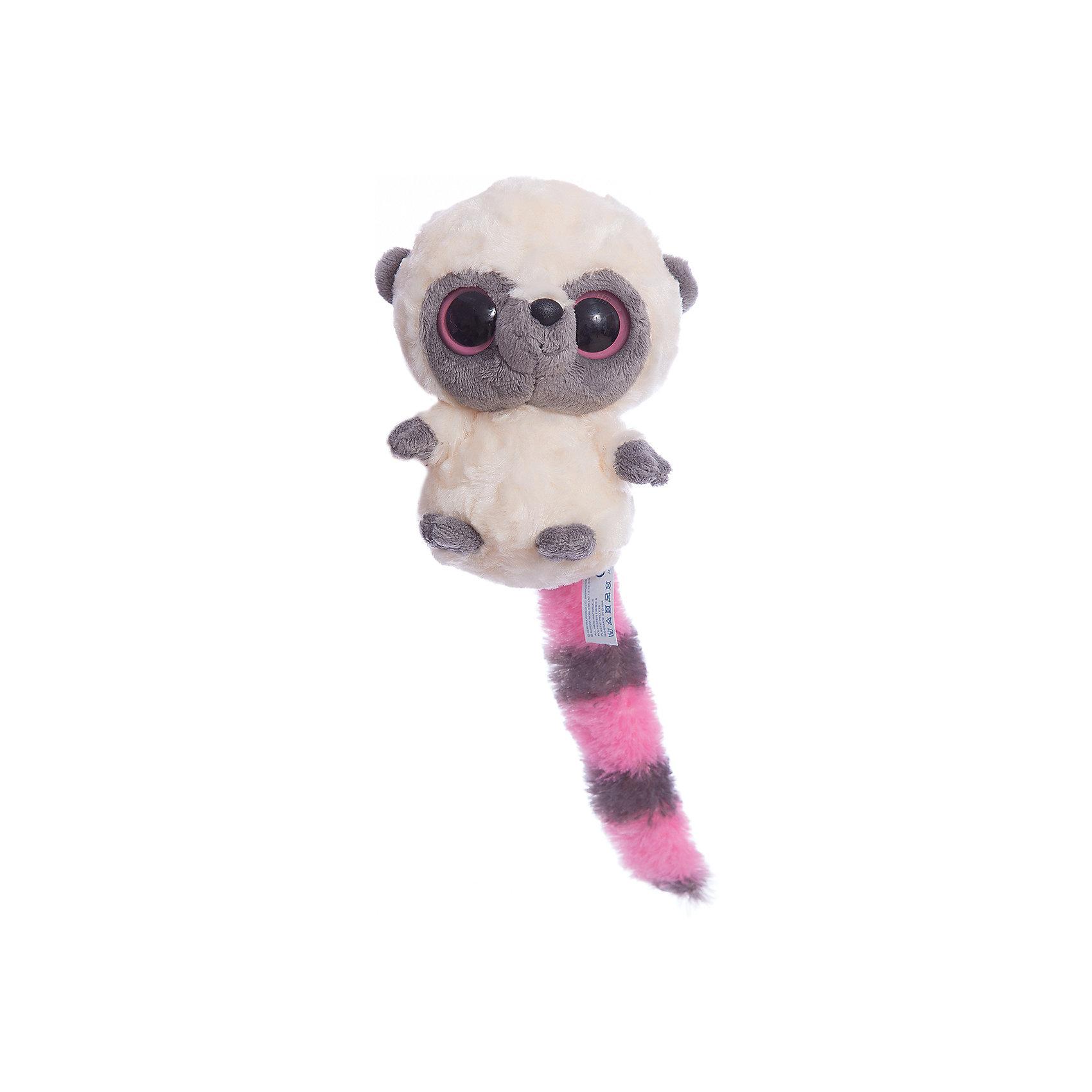 Мягкая игрушка Юху розовый, 12см, Юху и друзья, AURORAЛюбимые герои<br>Милый и такой мягкий лемур Юху из  мультфильма Юху и его друзья обязательно понравится Вашему ребенку! У него бело-серая шерстка и  серо-розовый хвостик, а еще у Юху очень красивые глаза.<br><br>Дополнительная информация:<br><br>- Возраст: от 3 лет.<br>- Материал: плюш, синтепон.<br>- Высота игрушки: 12 см.<br>- Вес игрушки: 120 г.<br><br>Купить мягкую игрушку Юху в розовом цвете из мультфильма Юху и друзья, можно в нашем магазине.<br><br>Ширина мм: 90<br>Глубина мм: 90<br>Высота мм: 120<br>Вес г: 98<br>Возраст от месяцев: 36<br>Возраст до месяцев: 120<br>Пол: Унисекс<br>Возраст: Детский<br>SKU: 4929021